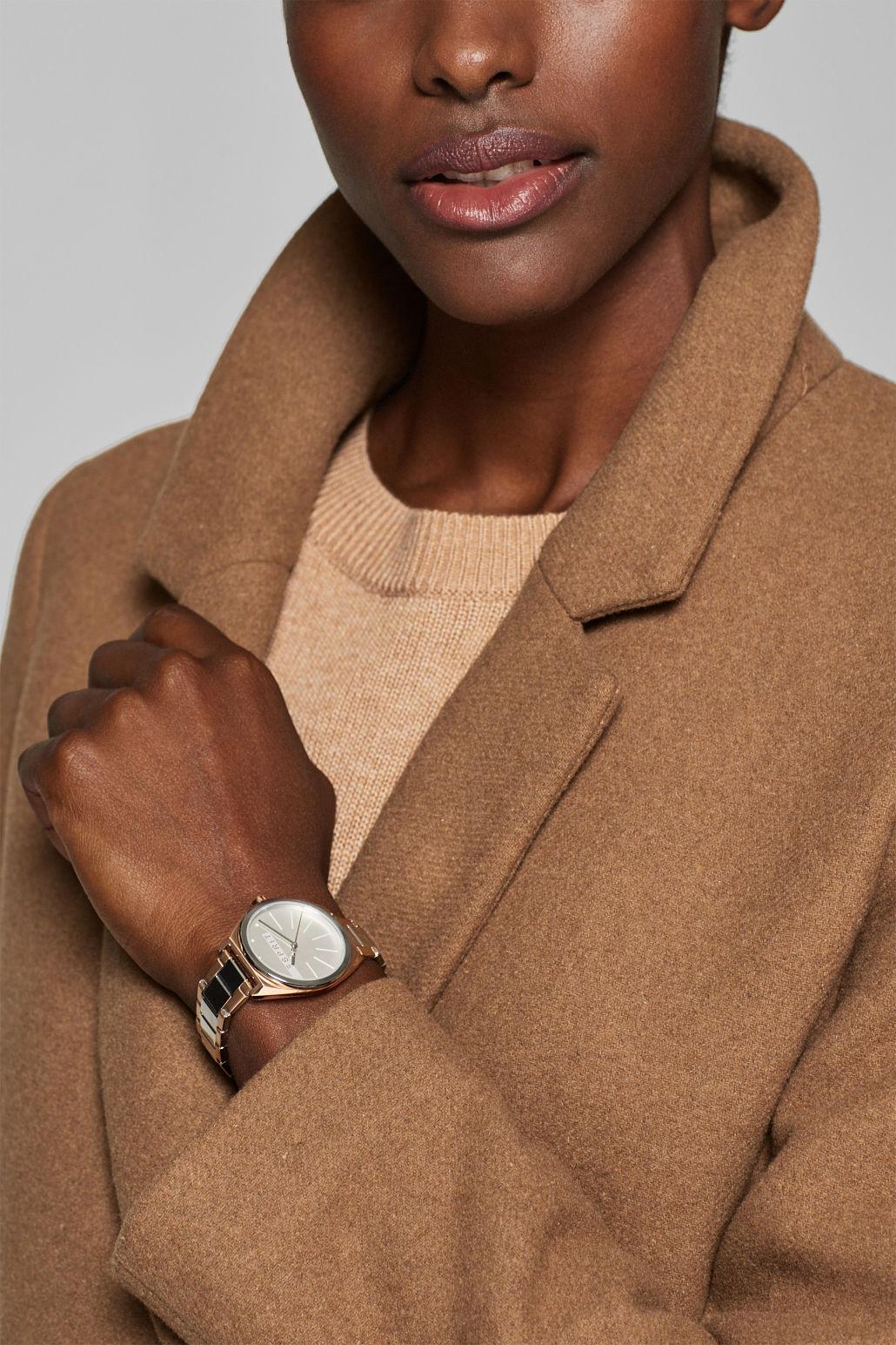 zegarek Esprit ES1L056M0085 srebrny Damskie