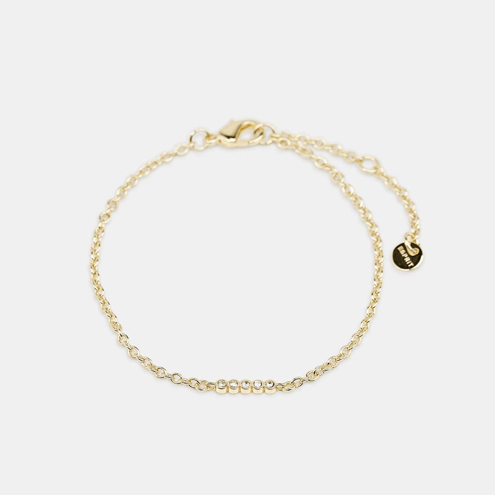 Esprit ES1L198M0075 zegarek złoty klasyczny Damskie bransoleta