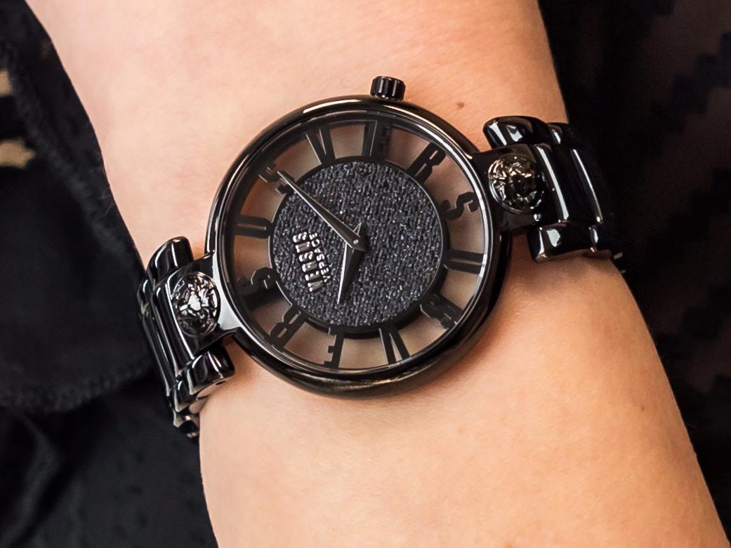 Versus Versace VSP491619 KIRSTENHOF zegarek fashion/modowy Damskie