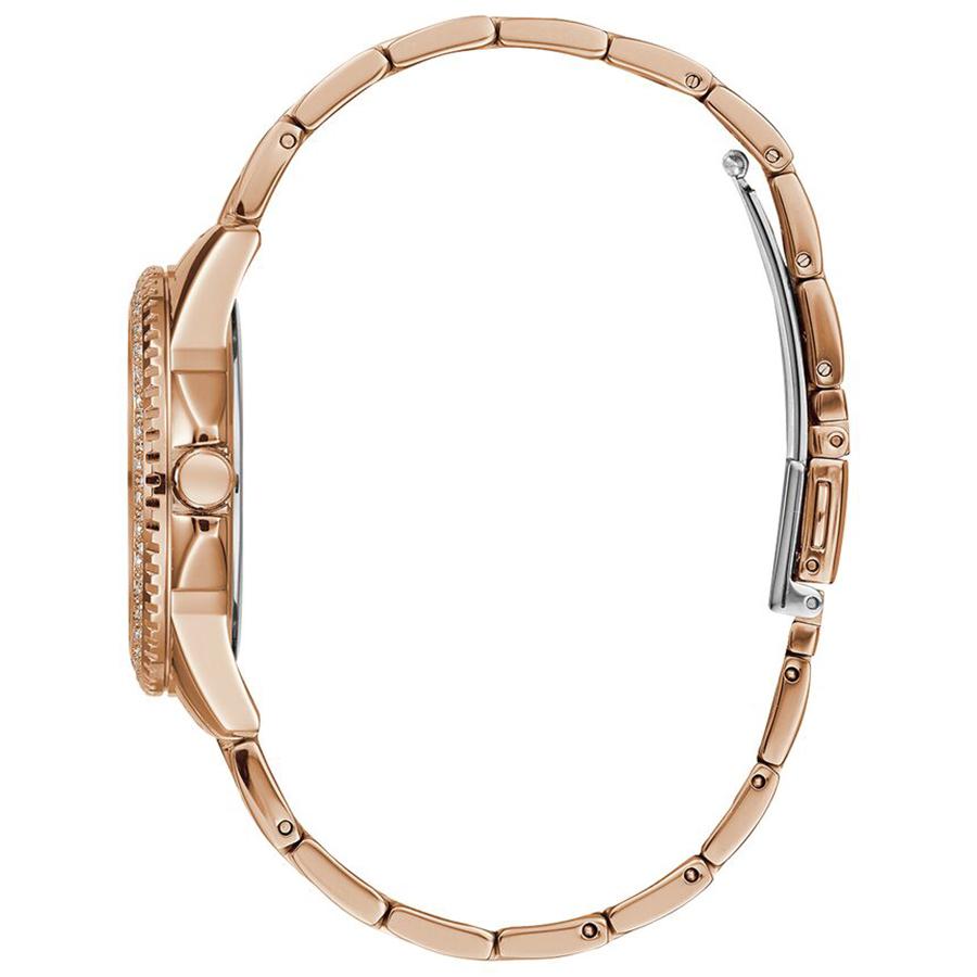 Guess W1235L3 Bransoleta zegarek damski klasyczny mineralne