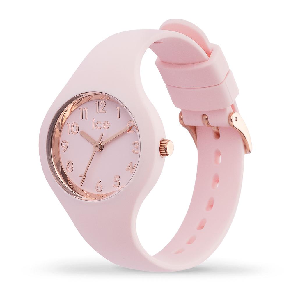 ICE Watch ICE.015346 zegarek różowy fashion/modowy Ice-Glam Pastel pasek