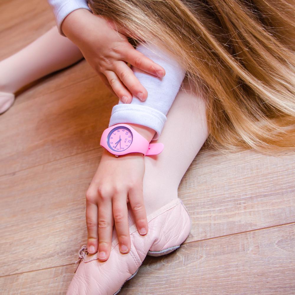 zegarek ICE Watch ICE.014431 różowy ICE-Ola Kids