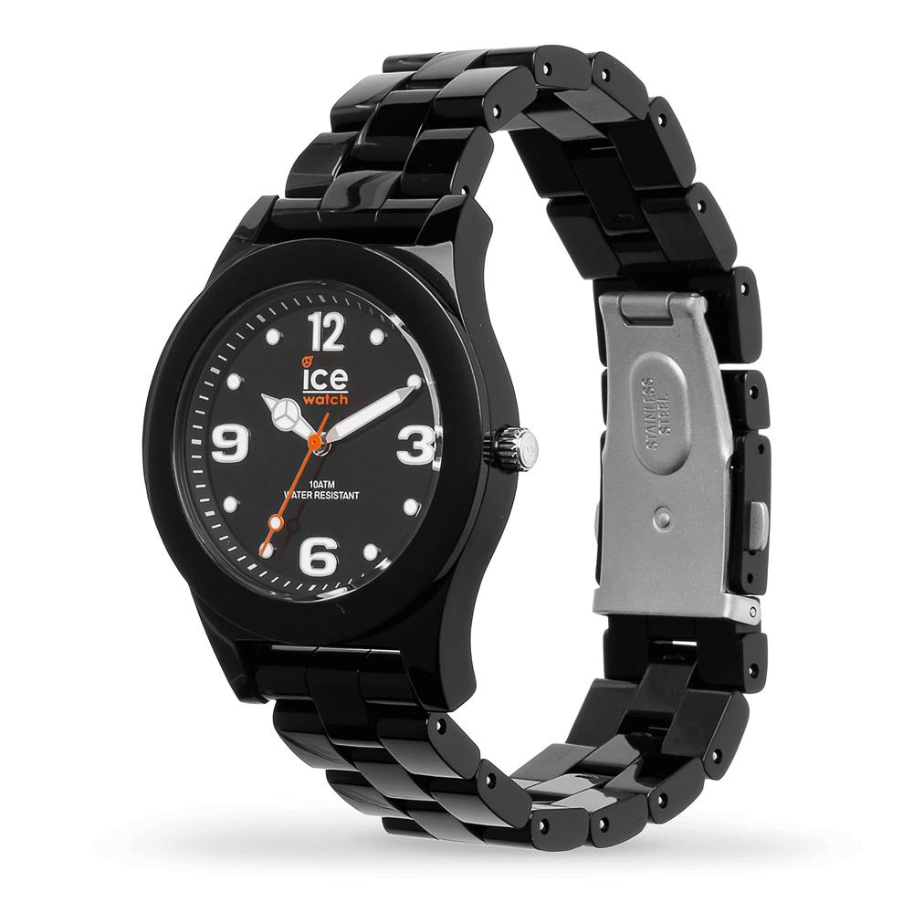 zegarek ICE Watch ICE.015777 kwarcowy damski ICE-Slim ICE slim Black rozm. M