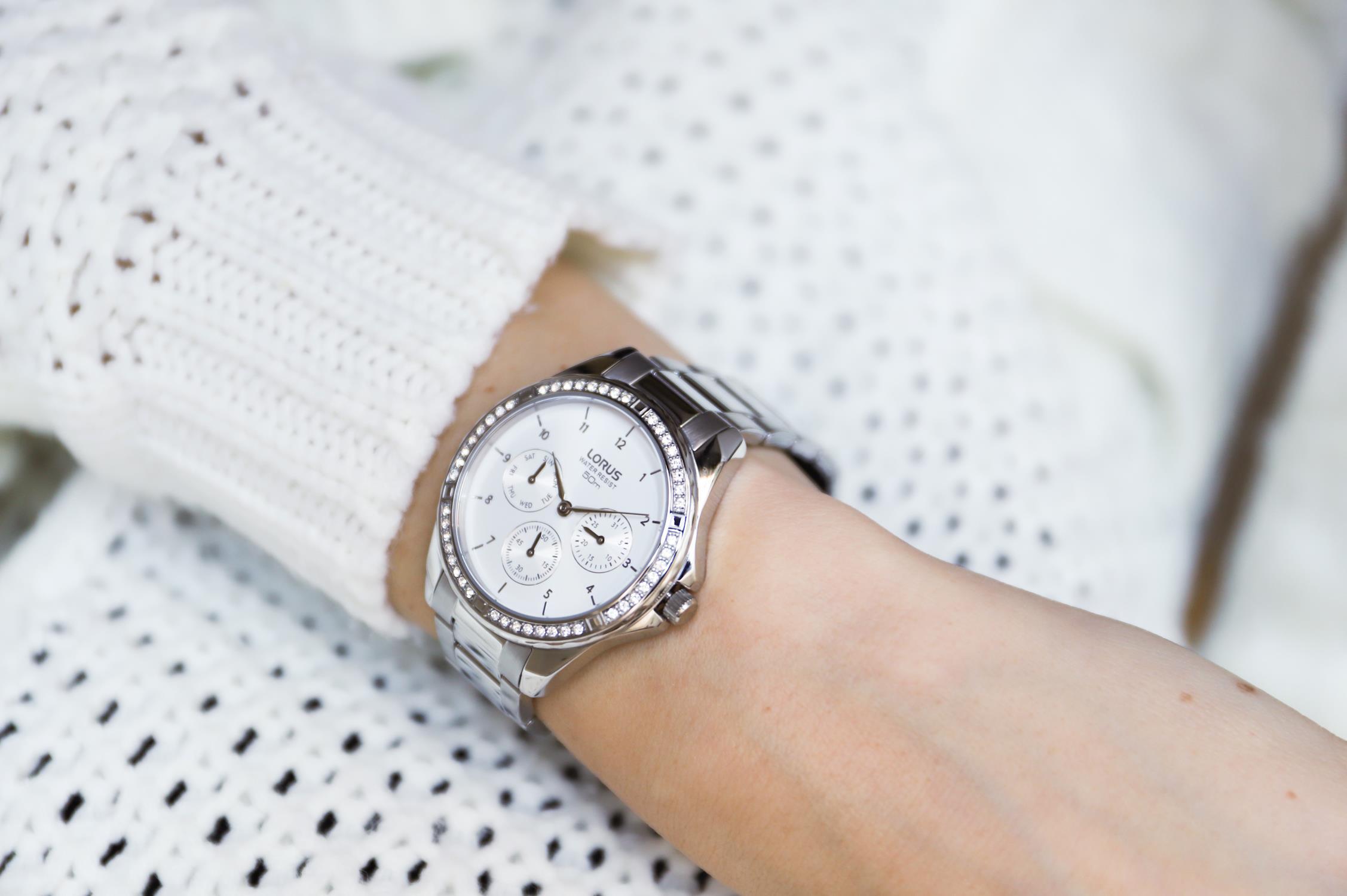 zegarek Lorus RP699CX9 kwarcowy damski Fashion