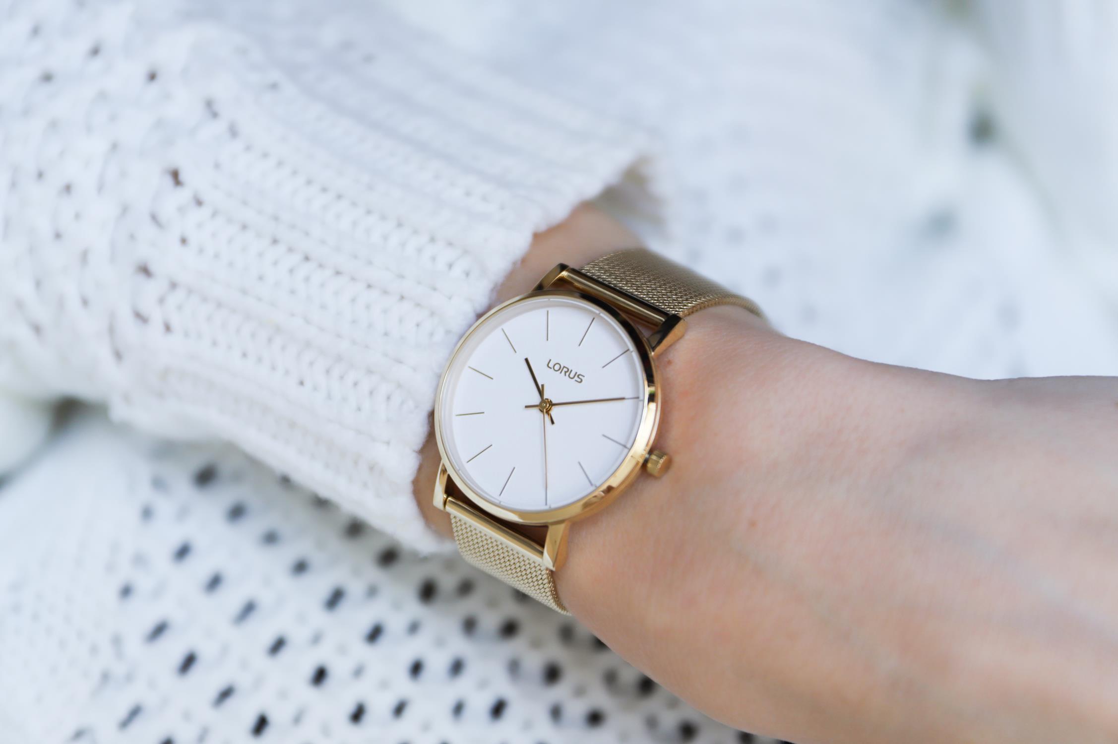Lorus RG206QX9 Klasyczne zegarek damski klasyczny mineralne