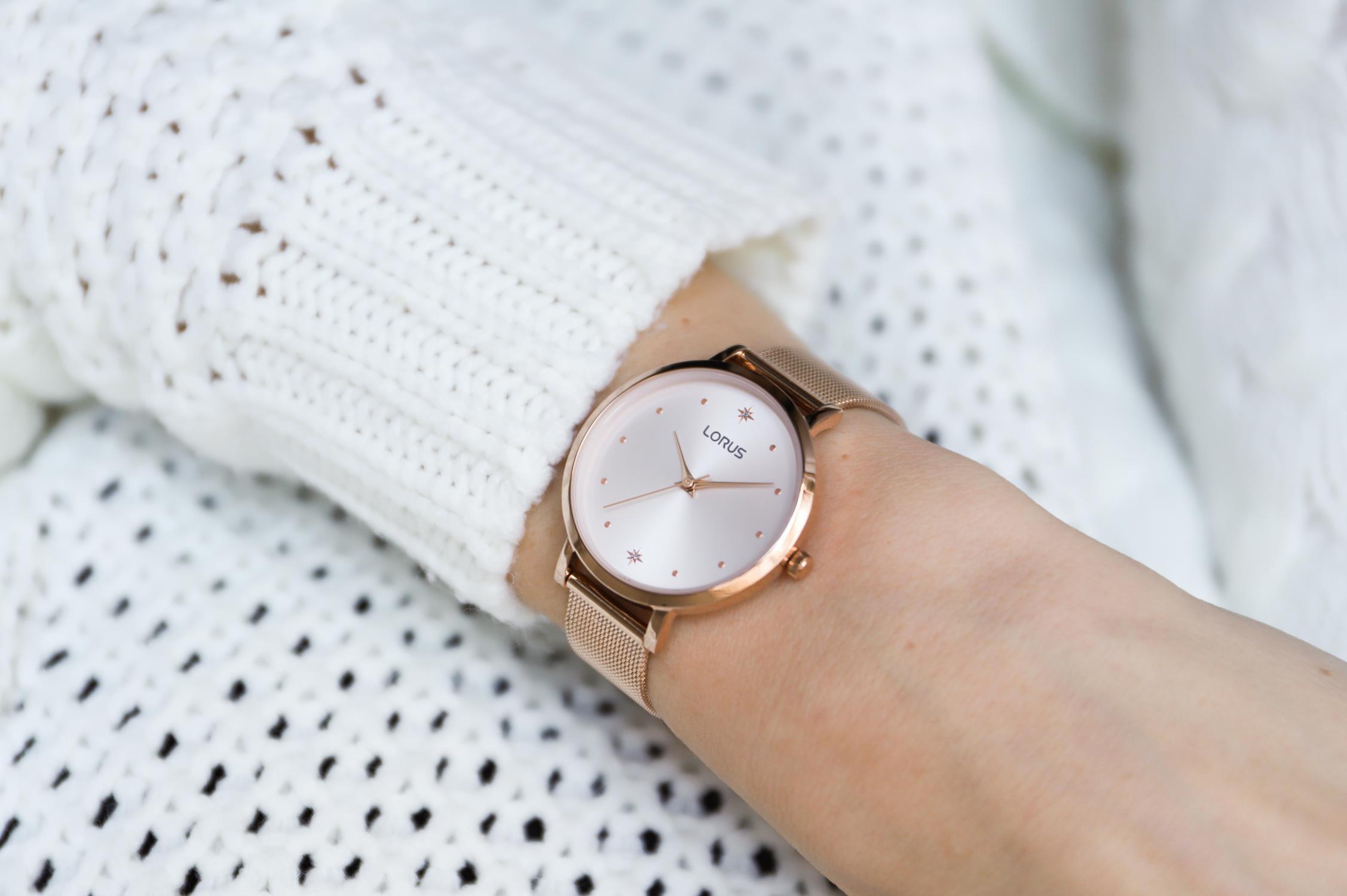 Lorus RG250PX9 Klasyczne zegarek damski klasyczny mineralne
