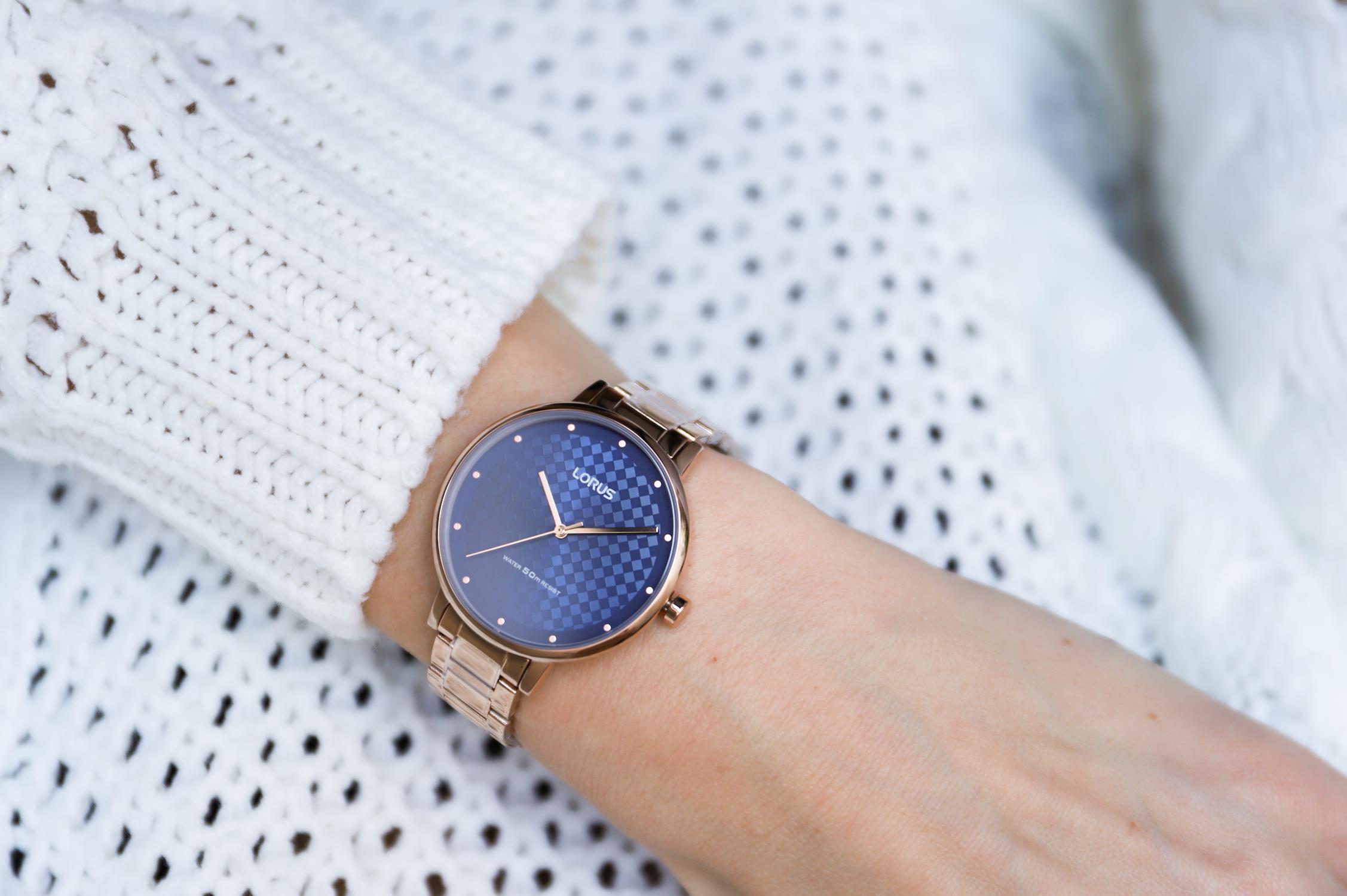 zegarek Lorus RG266PX9 kwarcowy damski Klasyczne