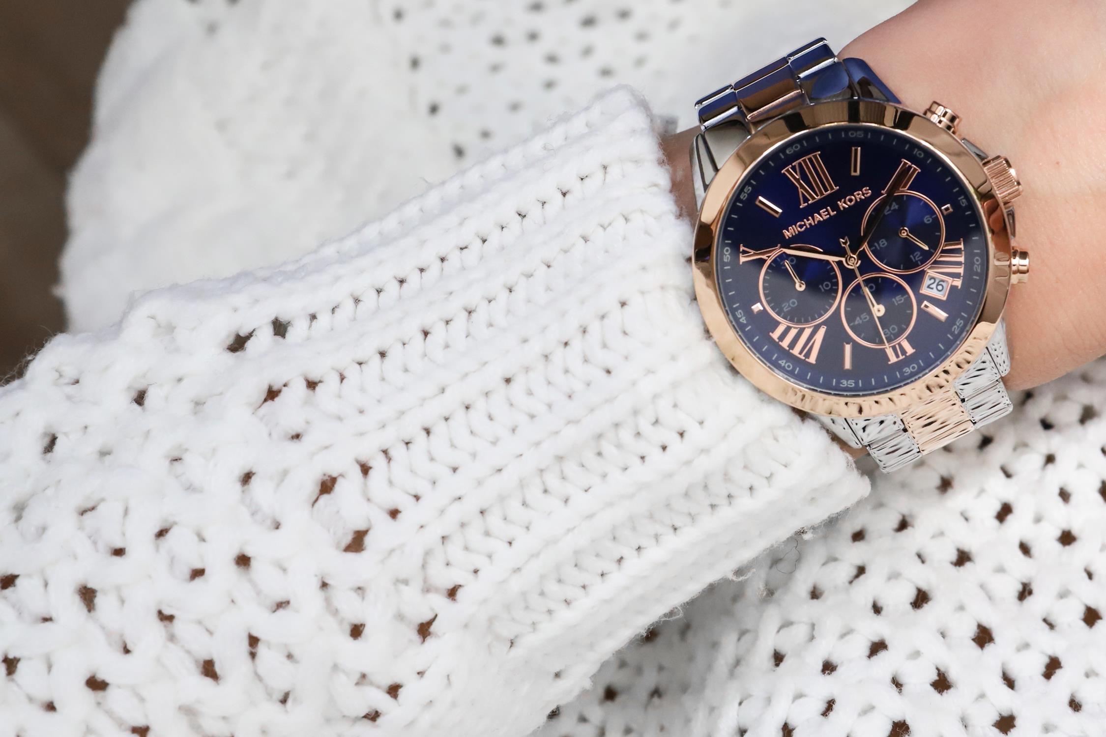 zegarek Michael Kors MK6389 kwarcowy damski Bradshaw BRADSHAW