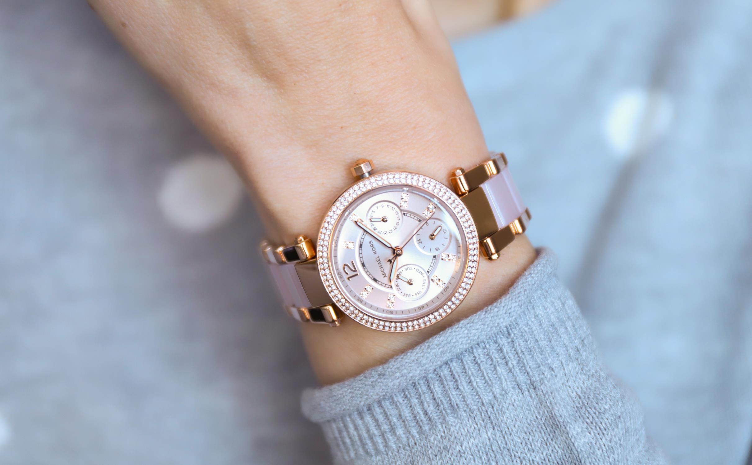 zegarek Michael Kors MK6110 kwarcowy damski Parker MINI PARKER