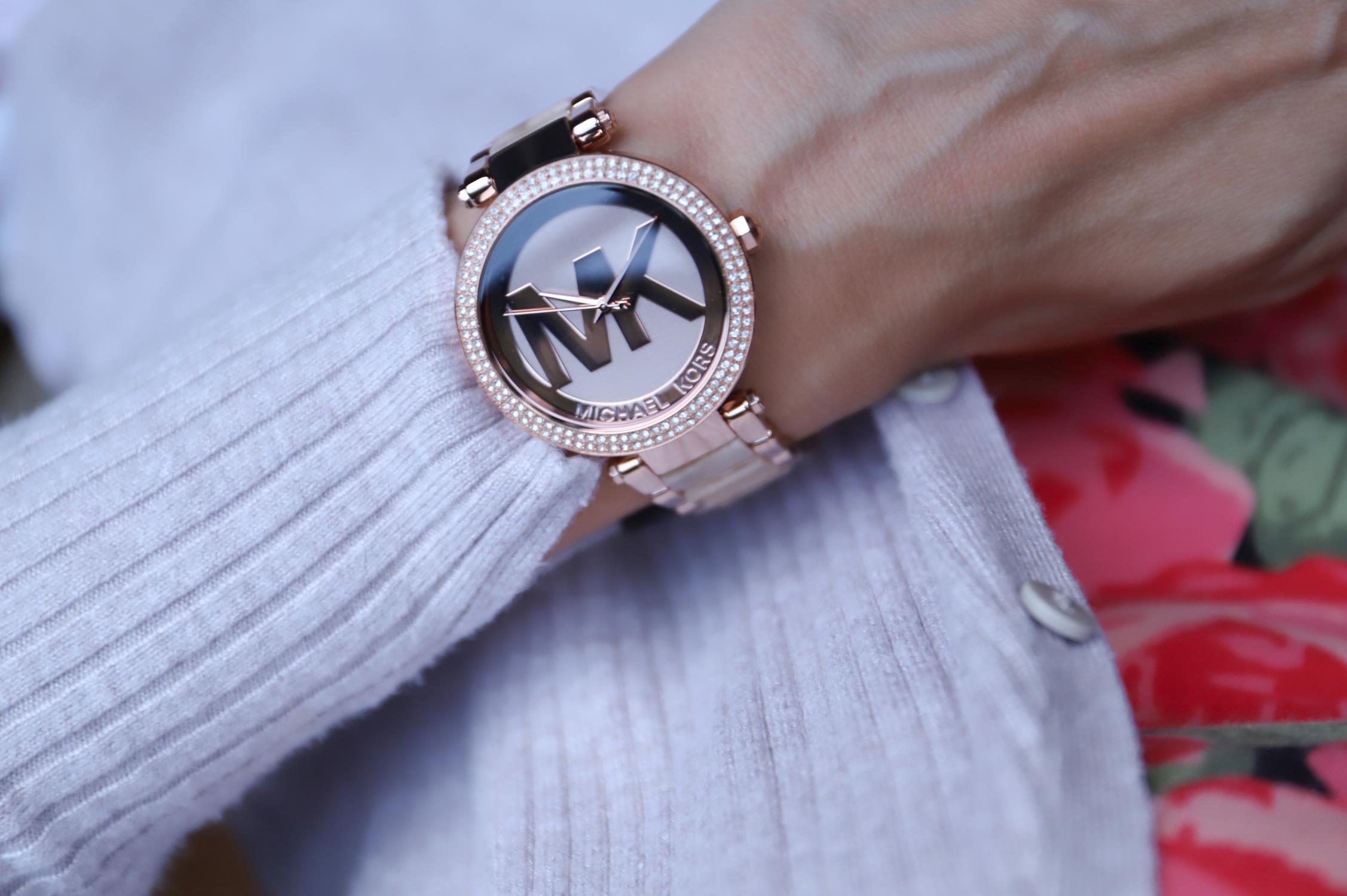 zegarek Michael Kors MK6530 kwarcowy damski Parker PARKER