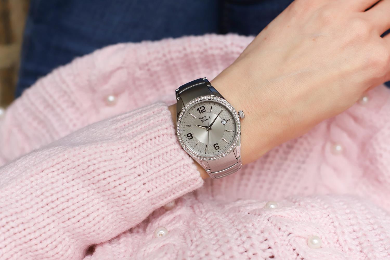Pierre Ricaud P21032.5157QZ zegarek damski Bransoleta