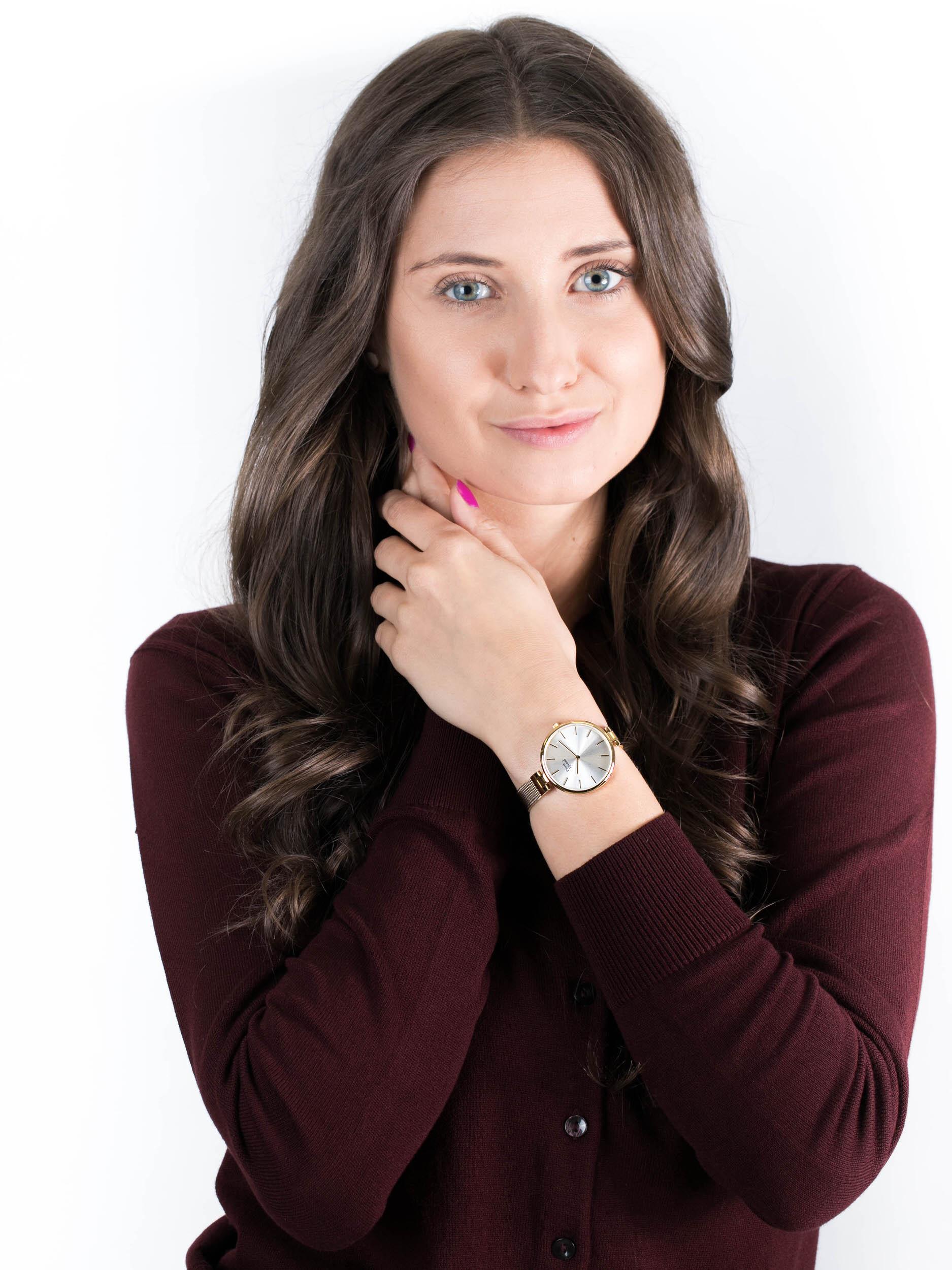 Pierre Ricaud P22061.1113Q zegarek damski Bransoleta