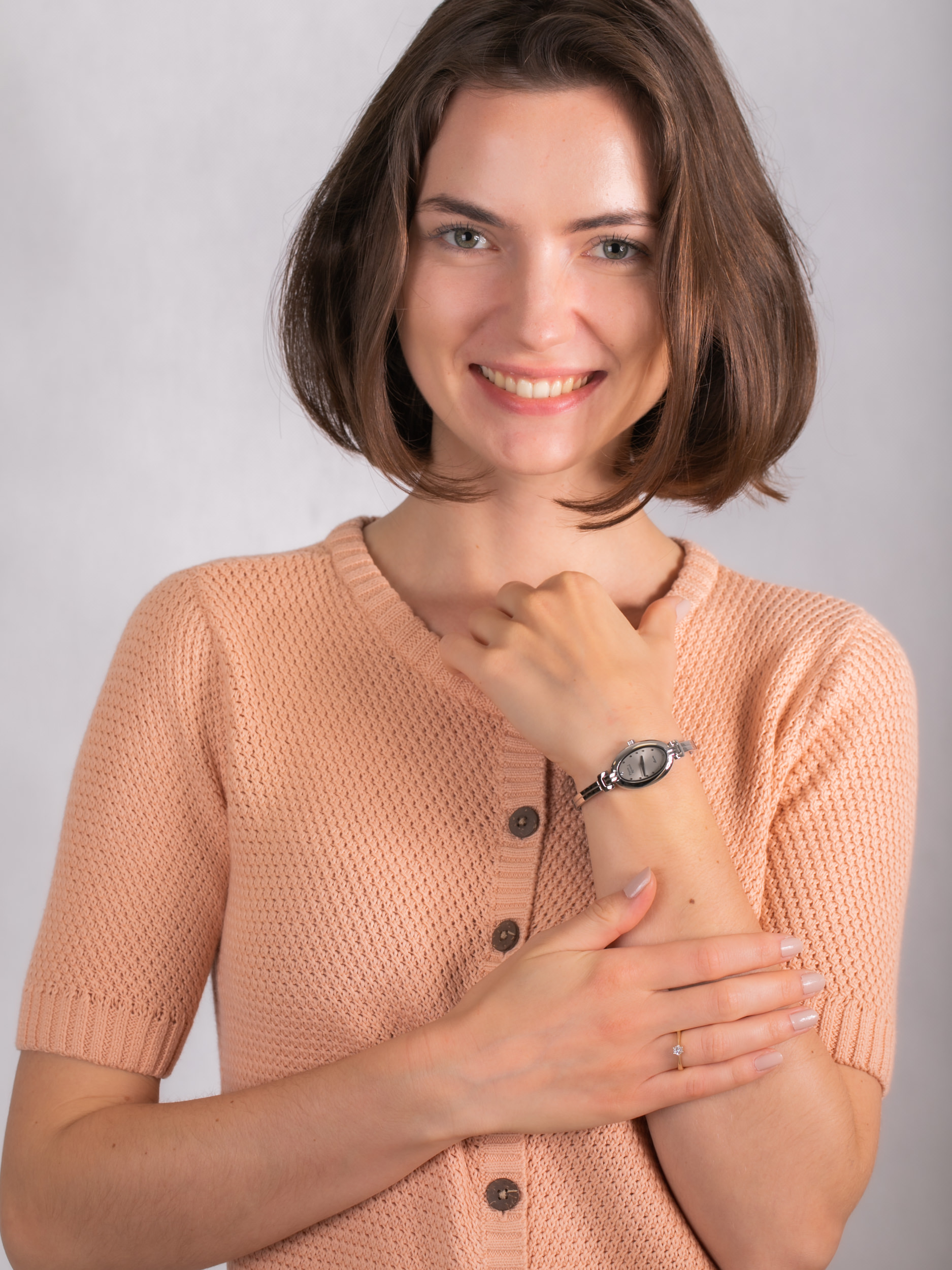 Pierre Ricaud P4096.5147Q zegarek damski Bransoleta