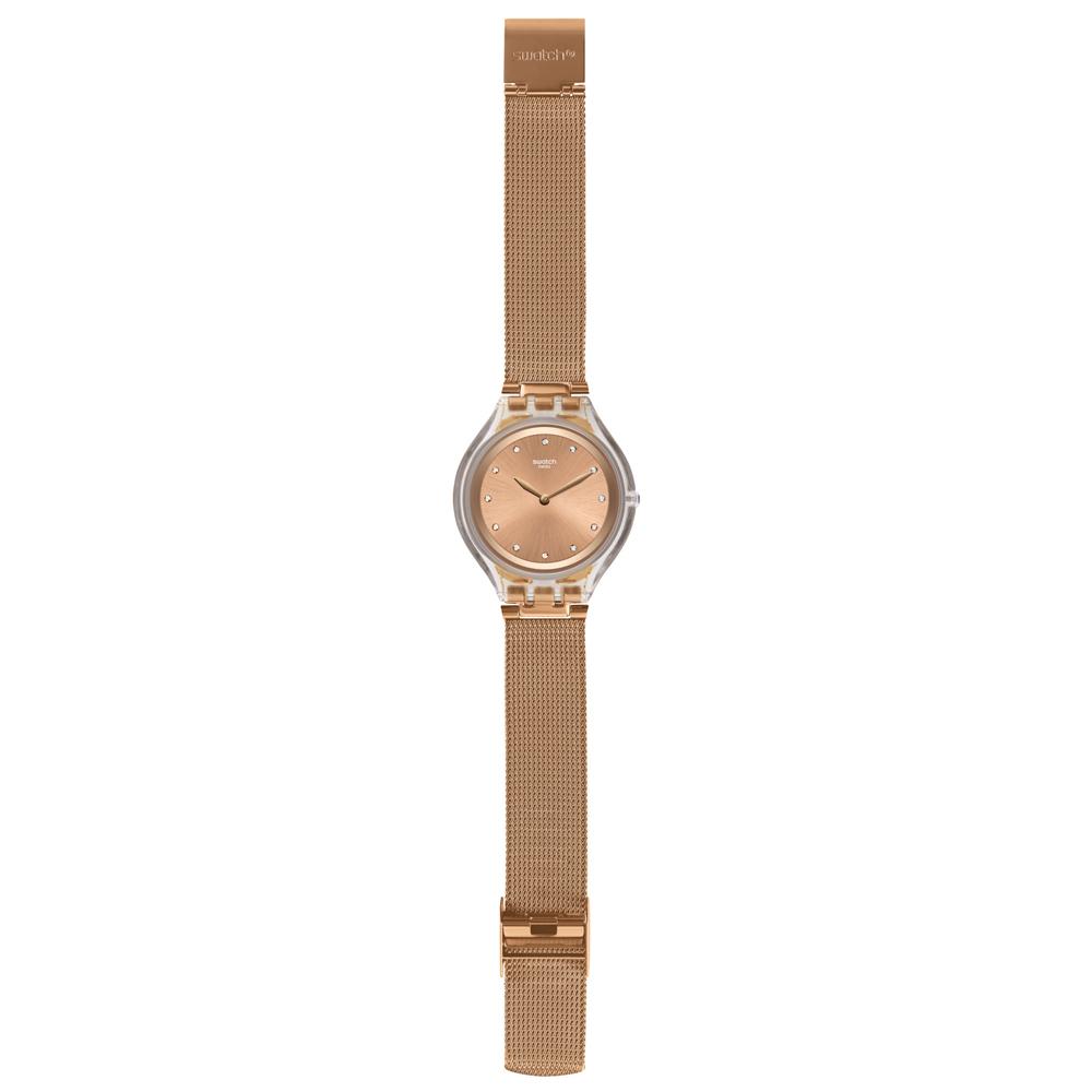 Swatch SVUK102M zegarek damski Skin