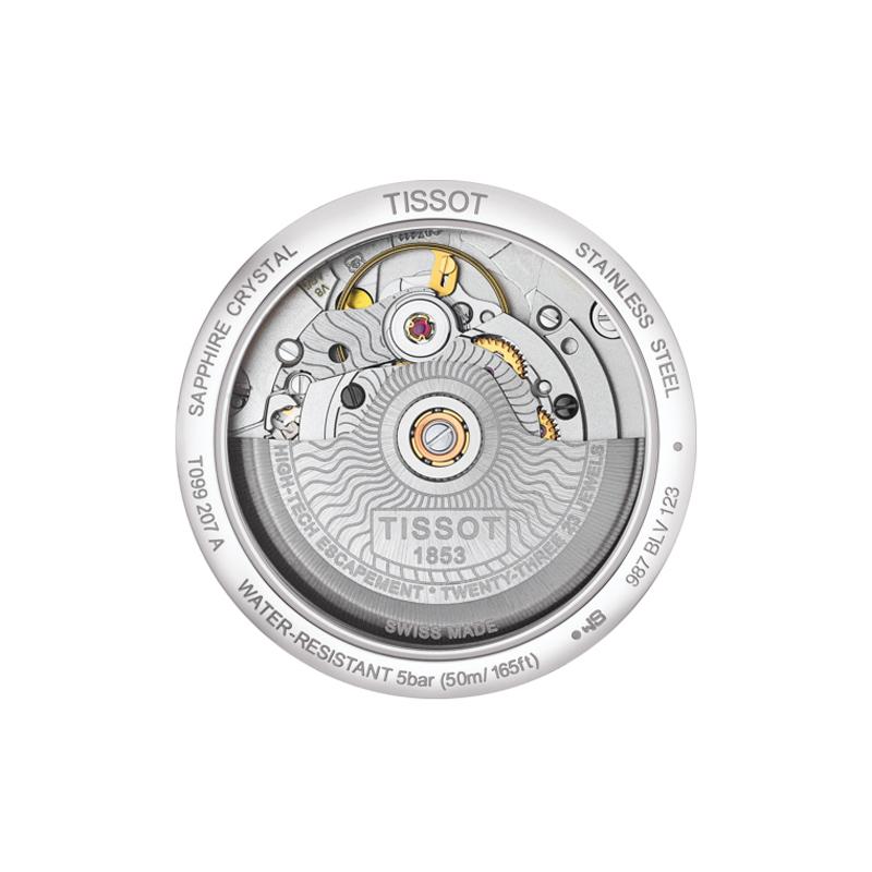 Tissot T099.207.22.118.02 zegarek damski Chemin des Tourelles