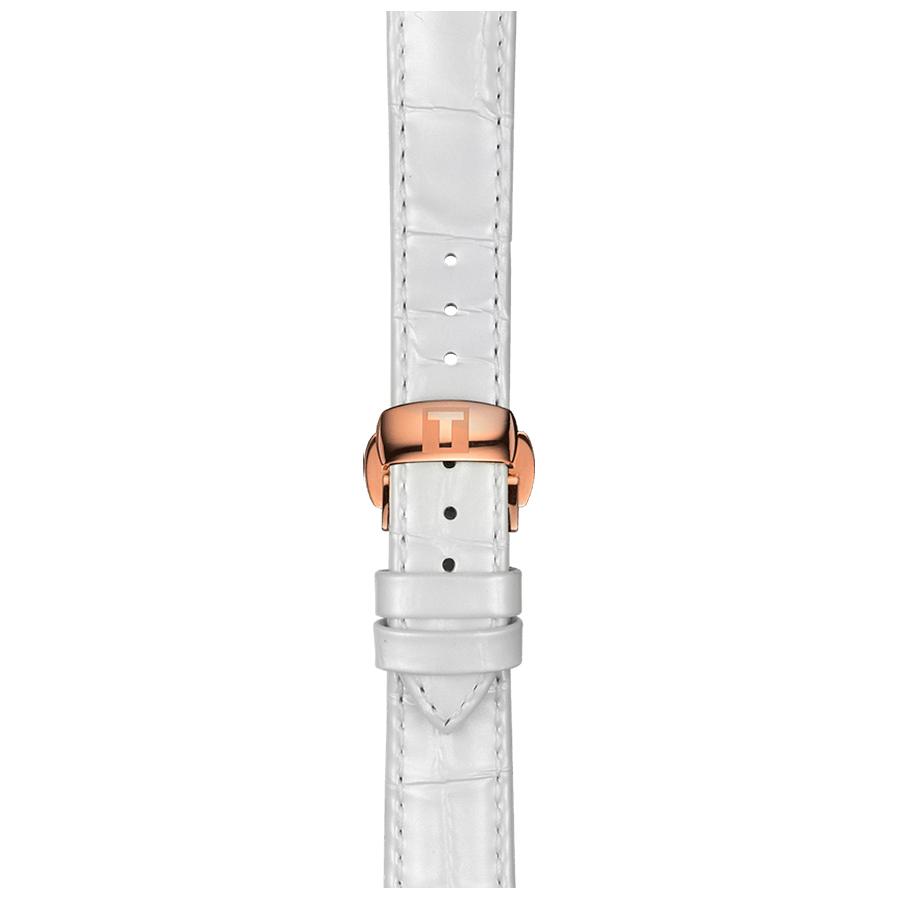Tissot T099.207.36.118.00 damski zegarek Chemin des Tourelles pasek