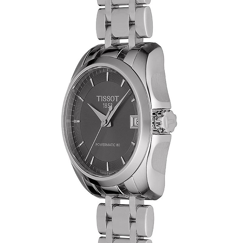 Tissot T035.207.11.061.00 COUTURIER POWERMATIC 80 LADY zegarek elegancki Couturier