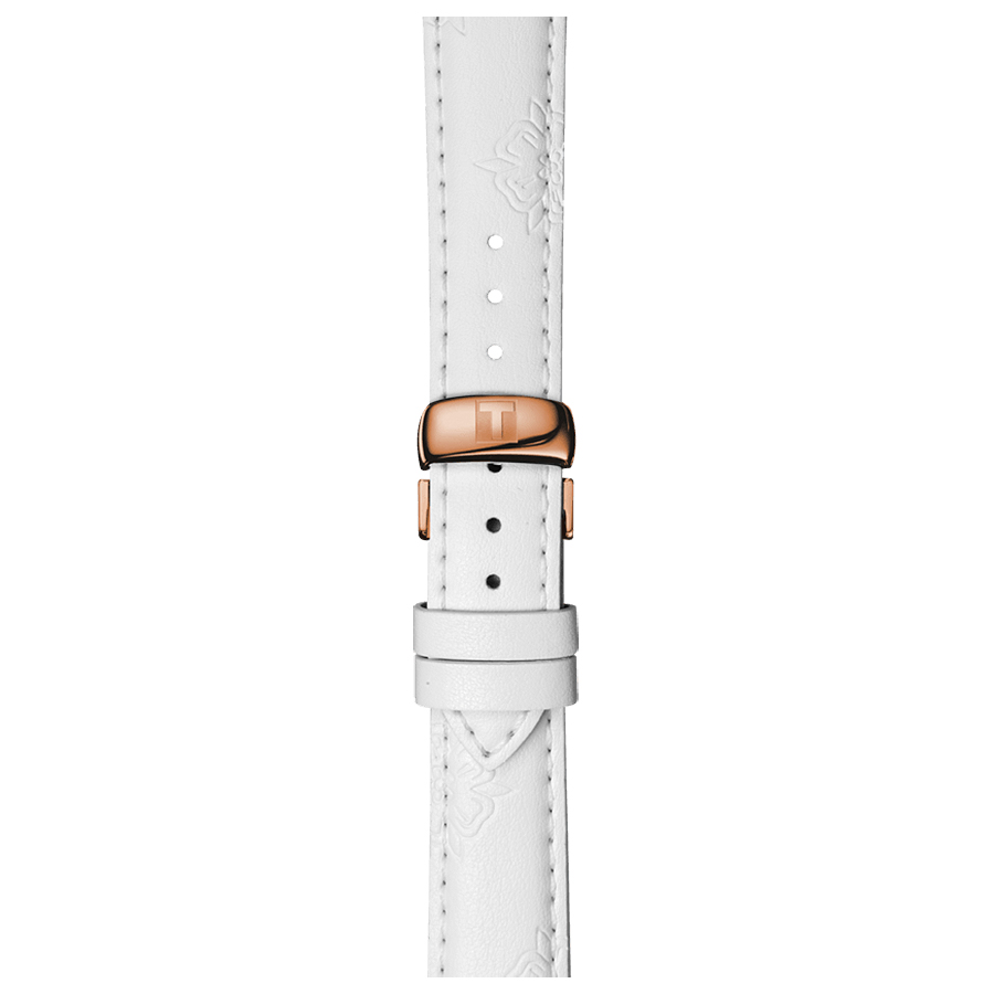 Tissot T050.207.37.017.04 Lady Heart LADY HEART POWERMATIC 80 zegarek damski klasyczny szafirowe