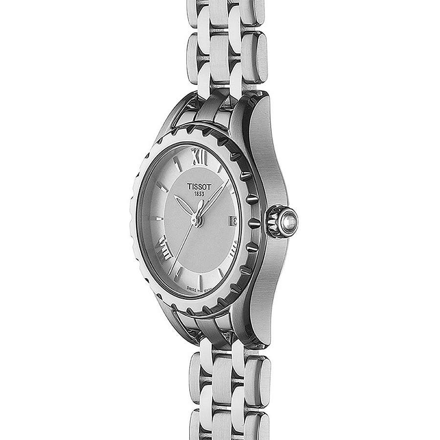 Tissot T072.010.11.118.00 damski zegarek Lady bransoleta