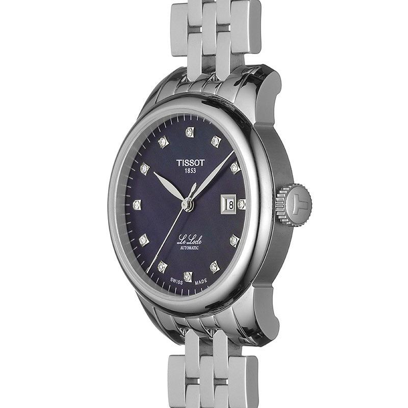 Tissot T006.207.11.126.00 damski zegarek Le Locle bransoleta