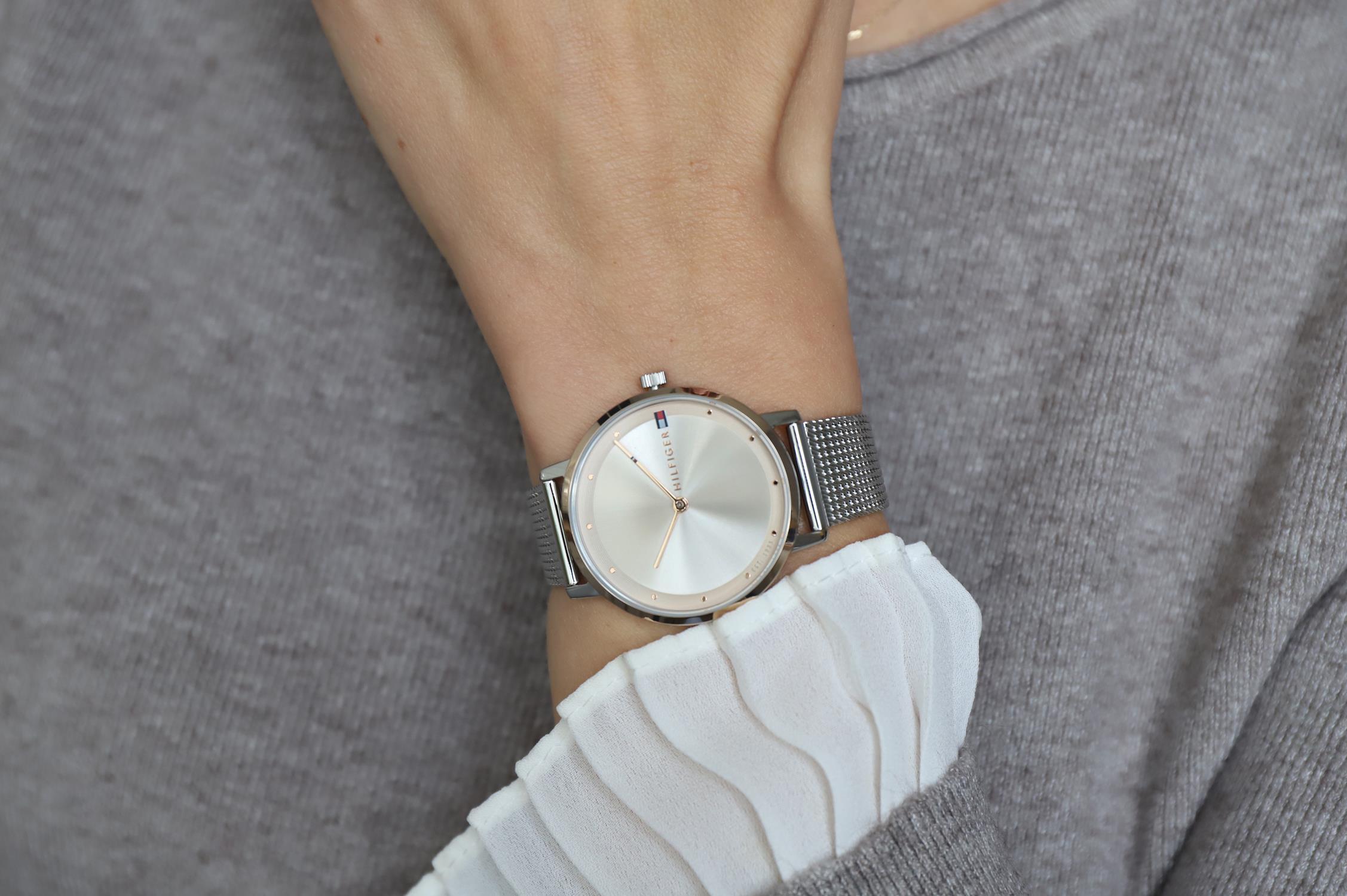 zegarek Tommy Hilfiger 1782151 kwarcowy damski Damskie