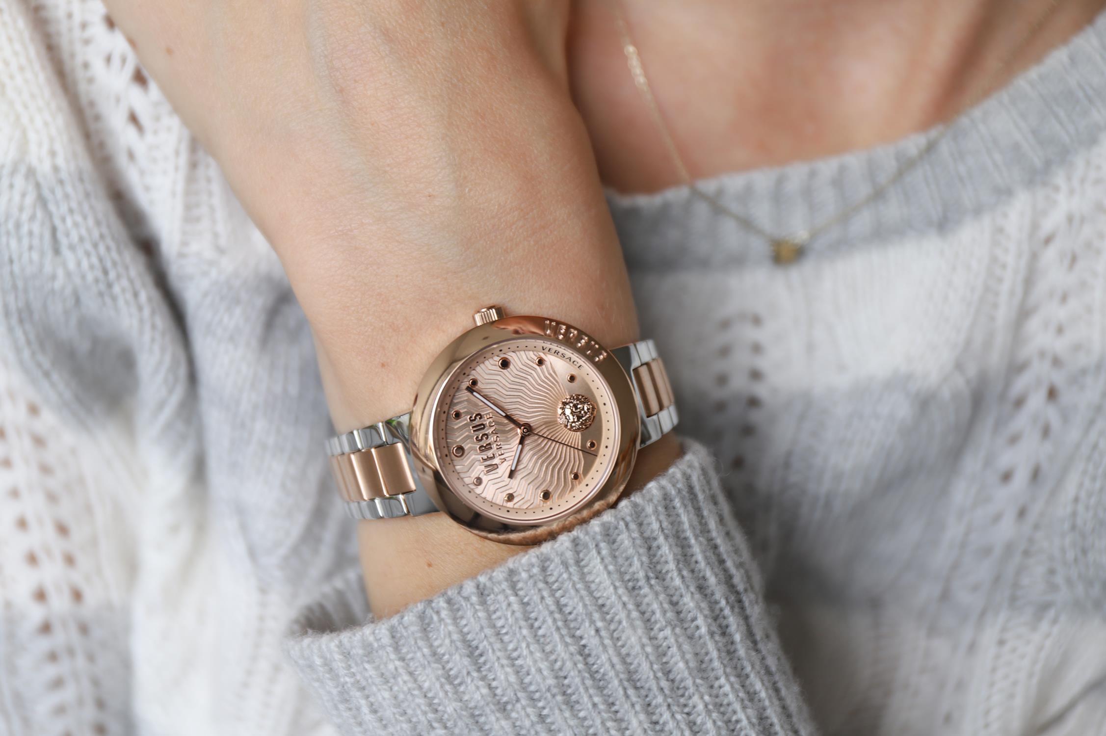 zegarek Versus Versace VSP370617 kwarcowy damski Damskie LANTAO ISLAND