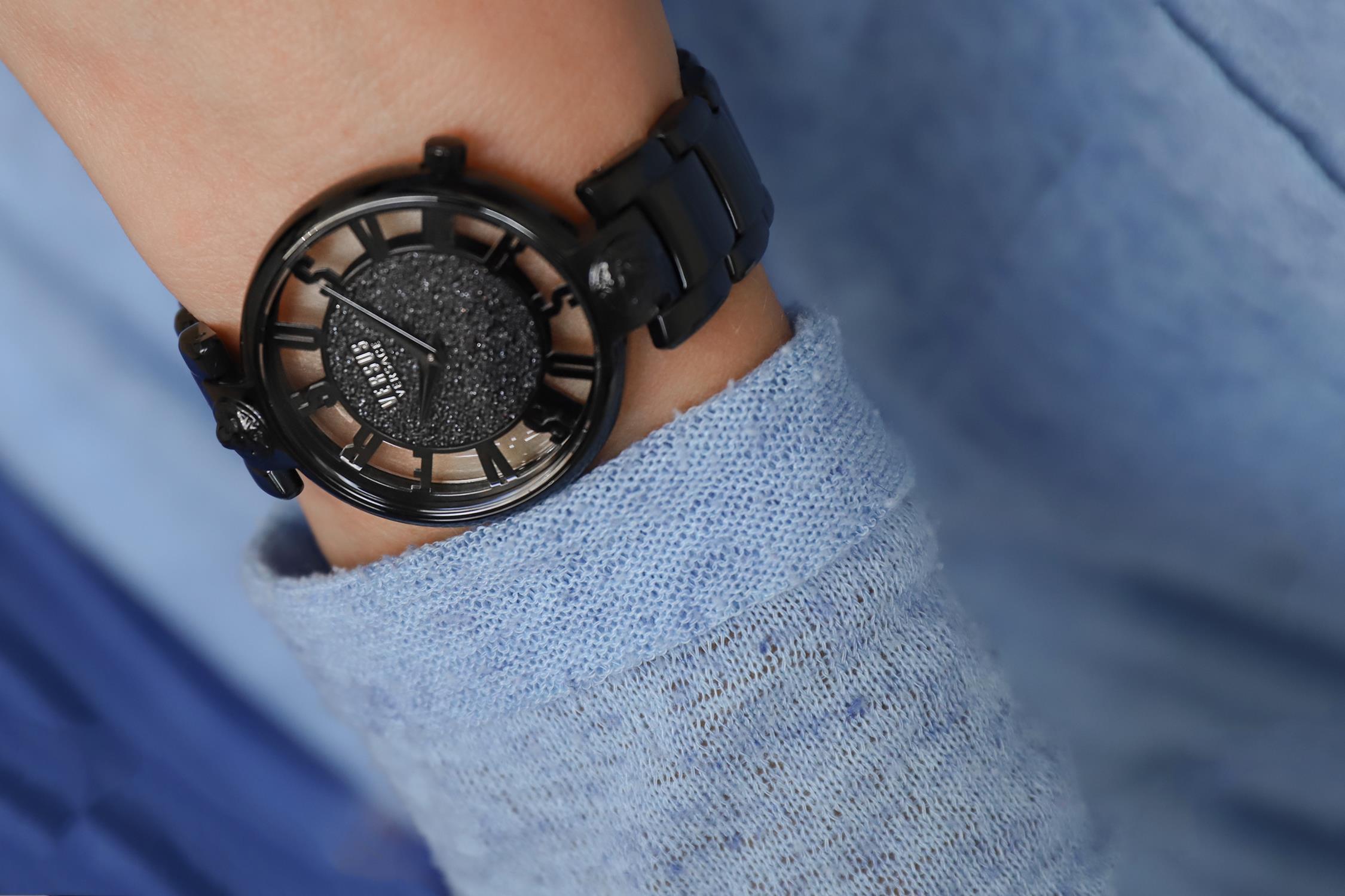 zegarek Versus Versace VSP491619 kwarcowy damski Damskie KIRSTENHOF
