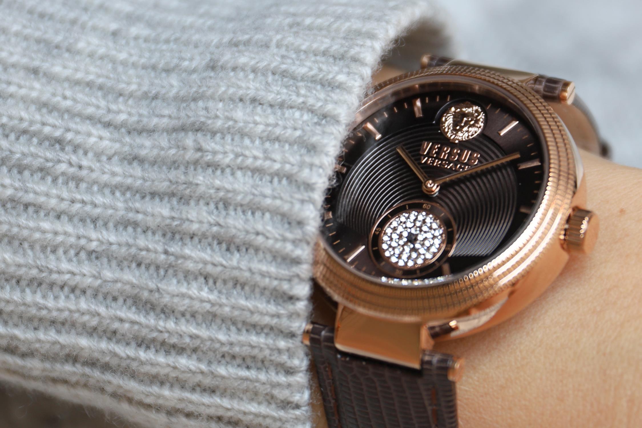 zegarek Versus Versace VSP791318 kwarcowy damski Damskie