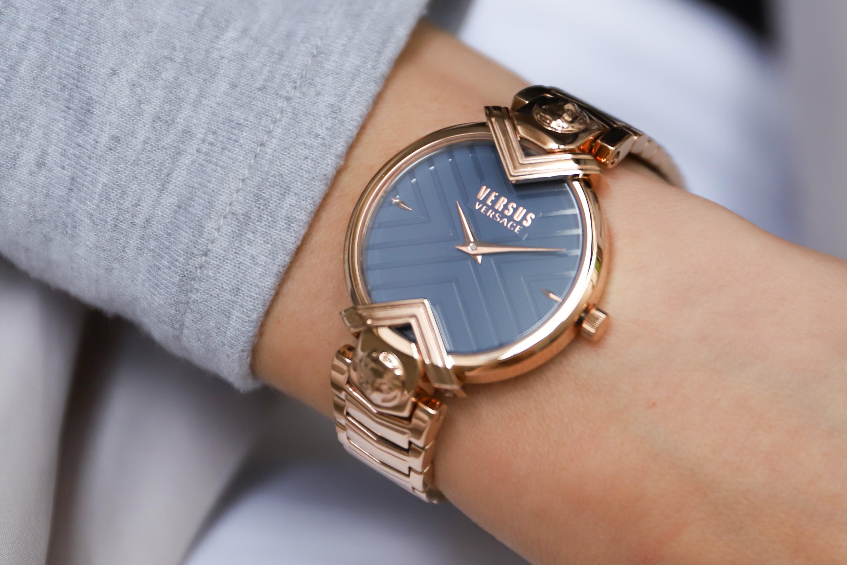 Versus Versace VSPLH0819 Damskie zegarek damski klasyczny mineralne