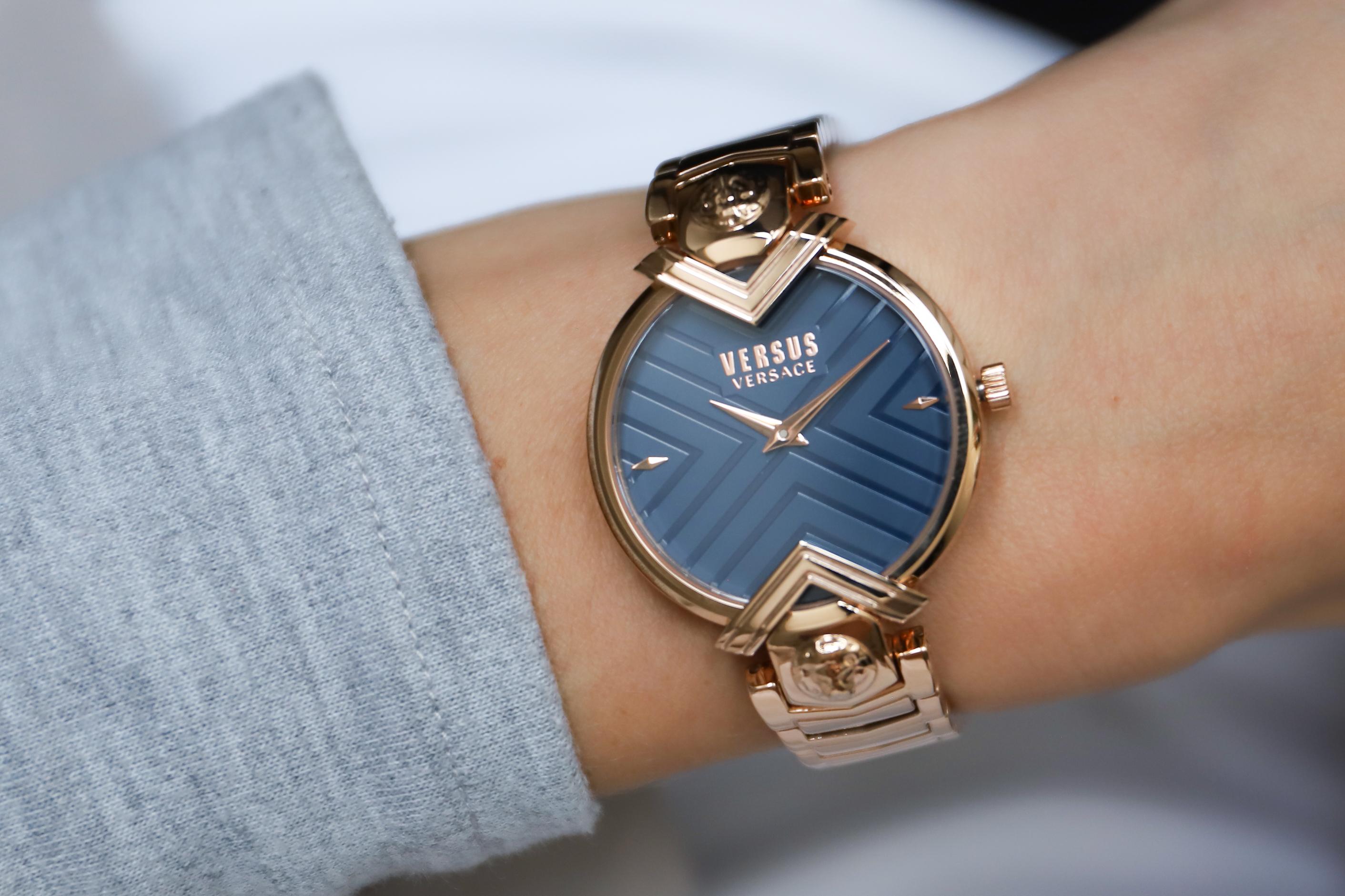 zegarek Versus Versace VSPLH0819 kwarcowy damski Damskie