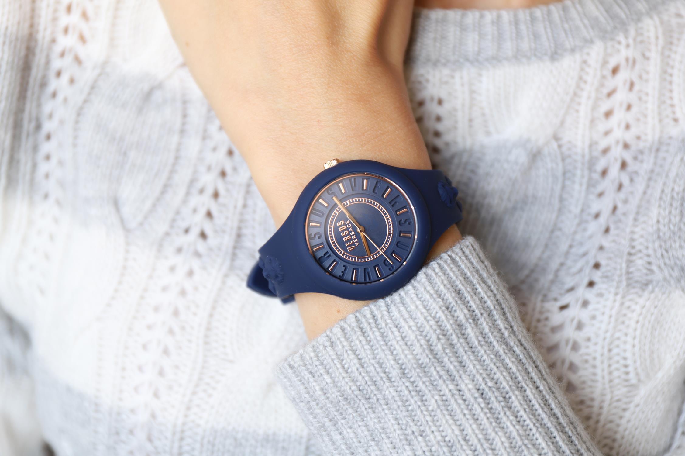 zegarek Versus Versace VSPOQ4019 kwarcowy damski Damskie