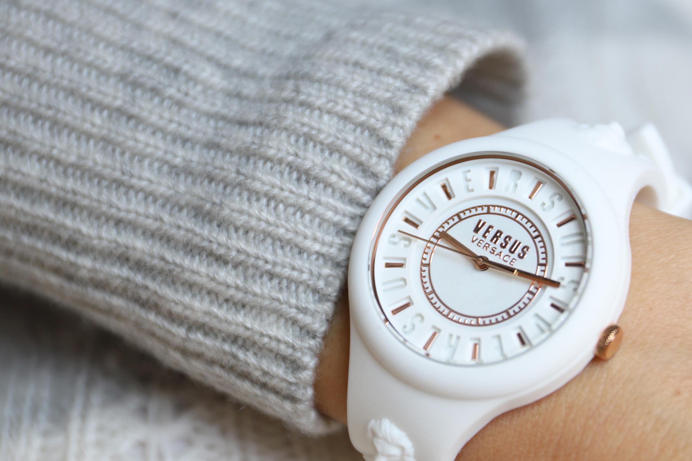 zegarek Versus Versace VSPOQ4219 kwarcowy damski Damskie