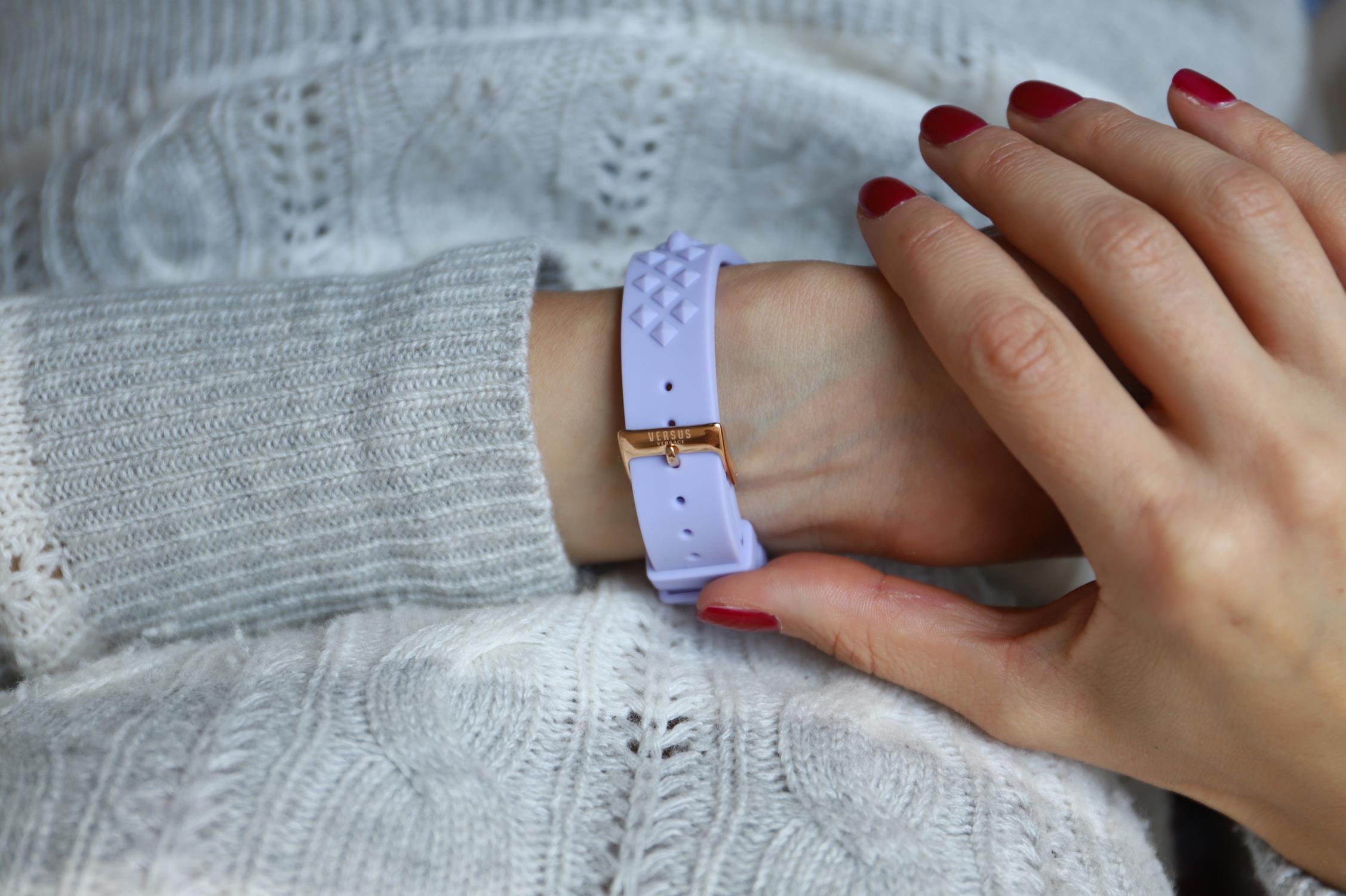 Versus Versace VSPOQ4319 zegarek fashion/modowy Damskie