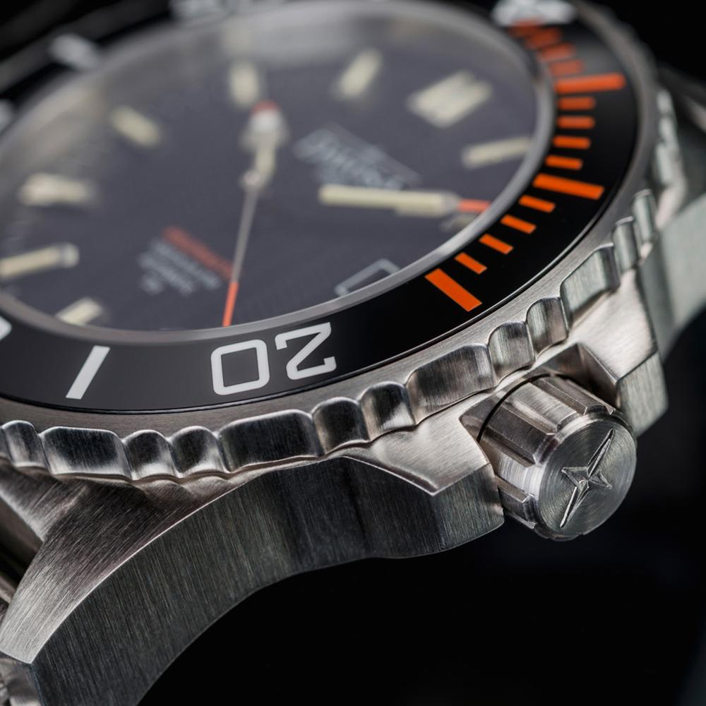 Zegarek automatyczny Davosa 161.580.60 Argonautic Lumis T25