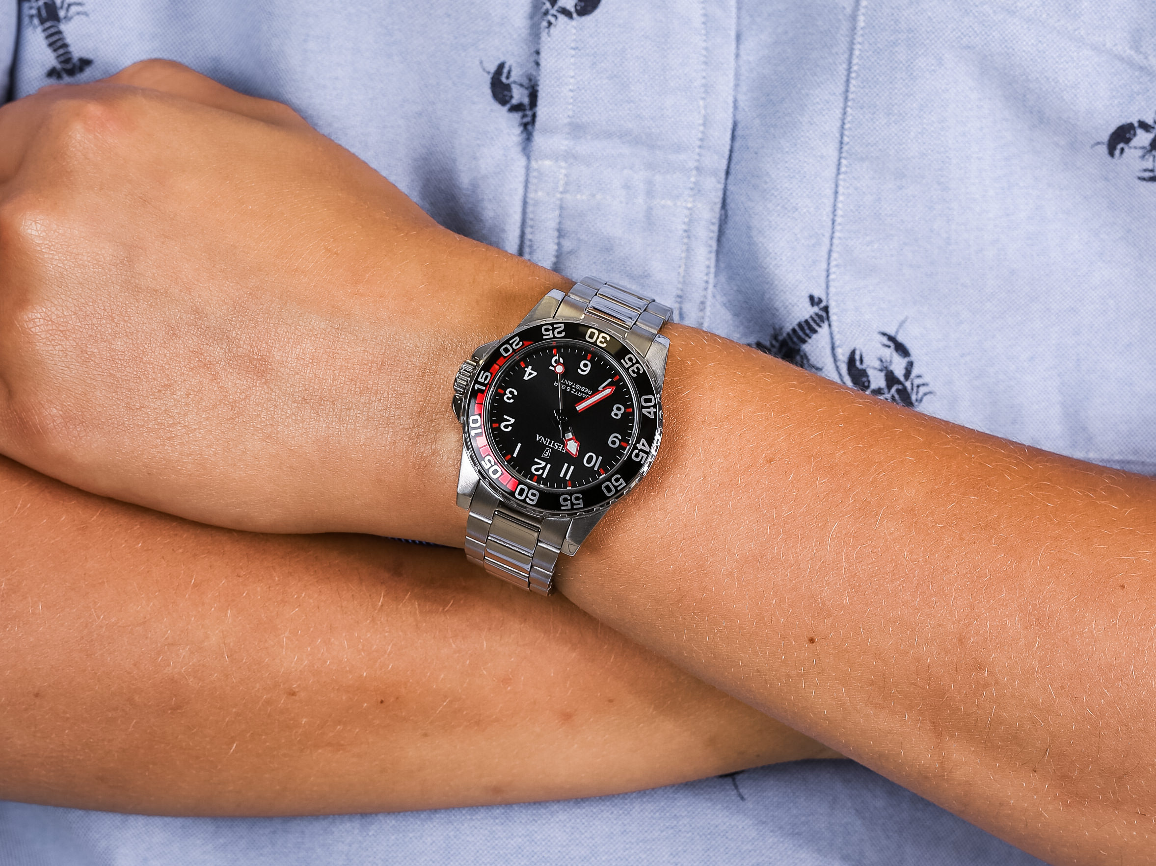 Festina F20459-3 Junior zegarek klasyczny Junior