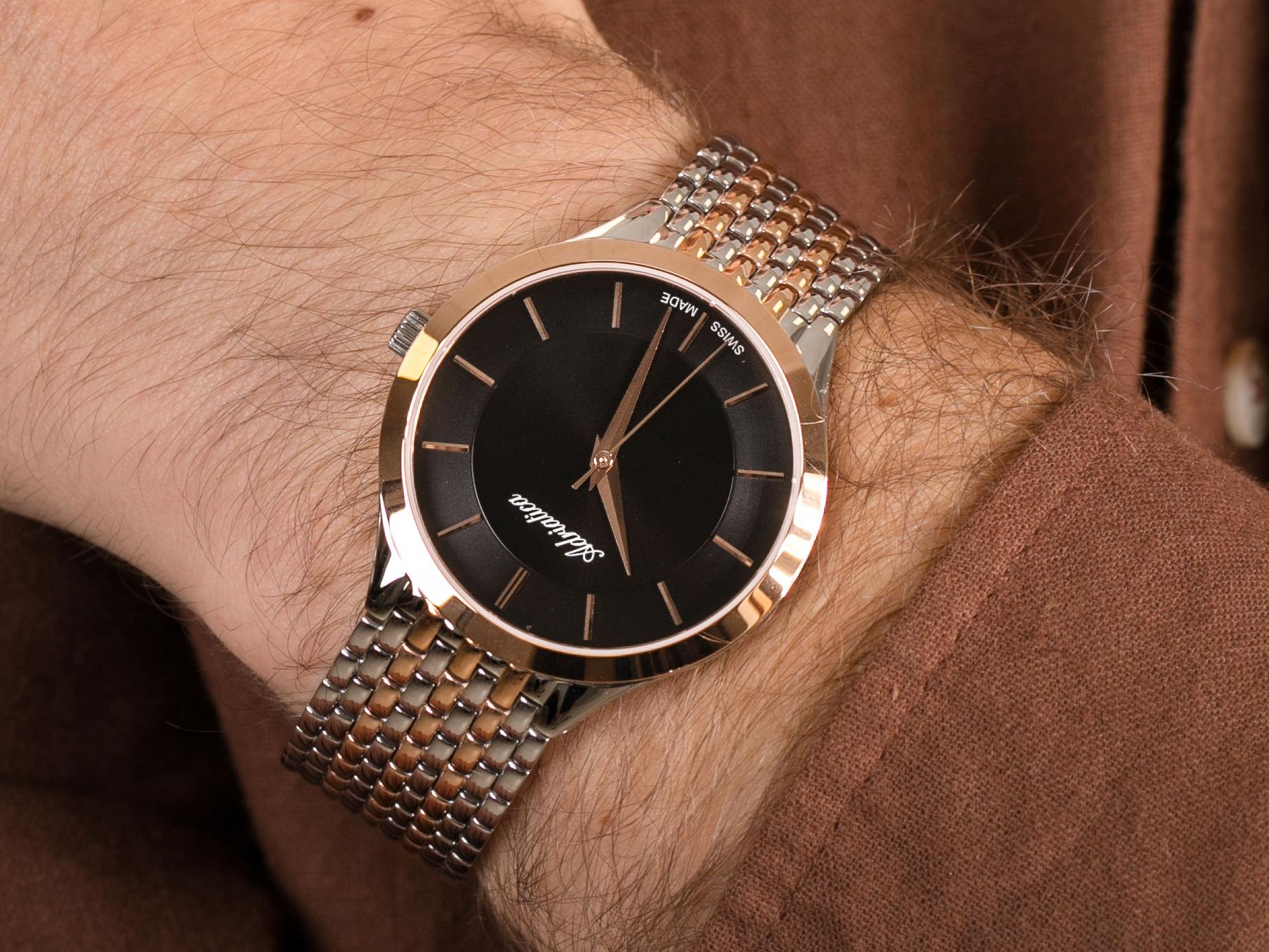Adriatica A1276.R114Q Classic zegarek elegancki Bransoleta