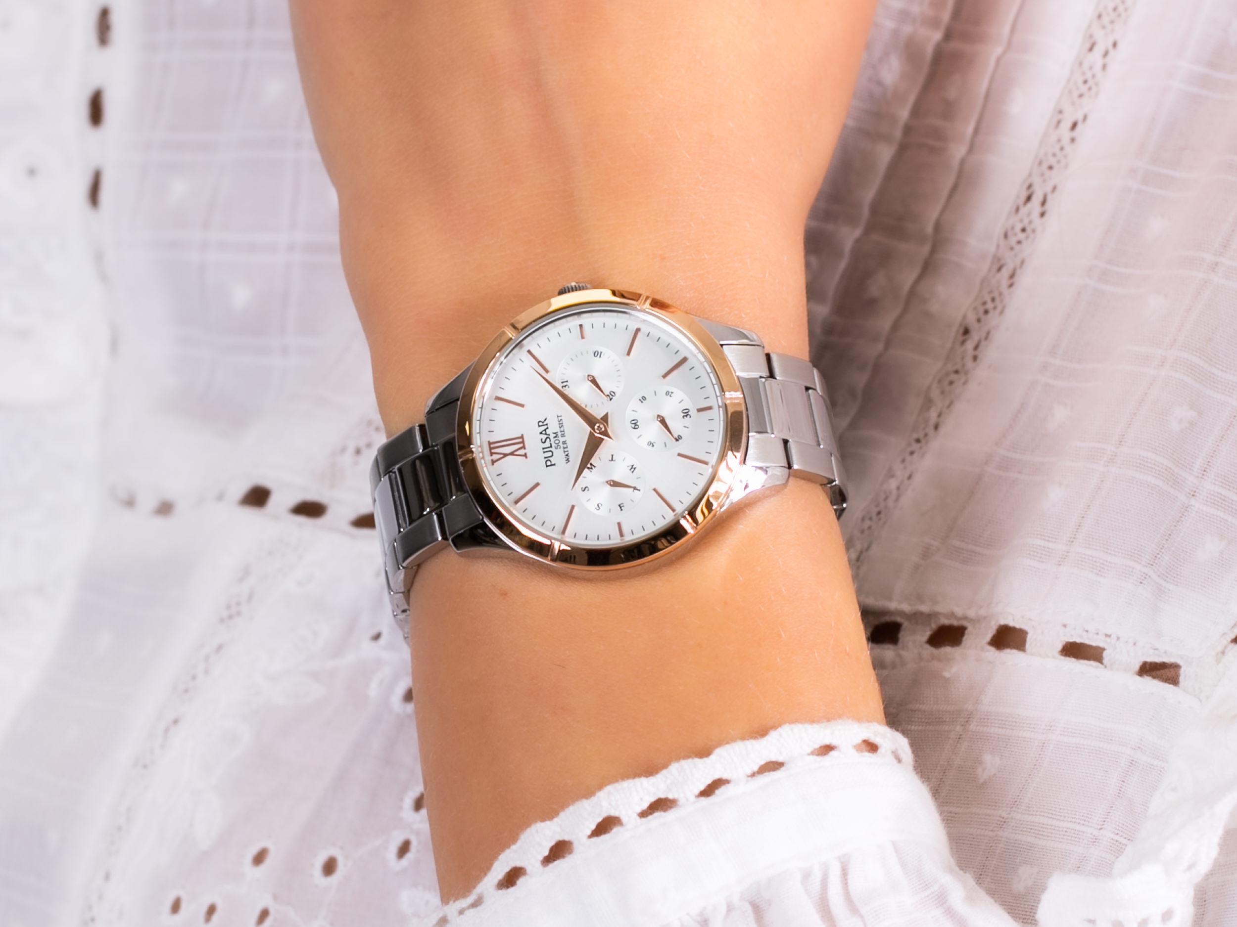 Pulsar PP6230X1 zegarek elegancki Eleganckie