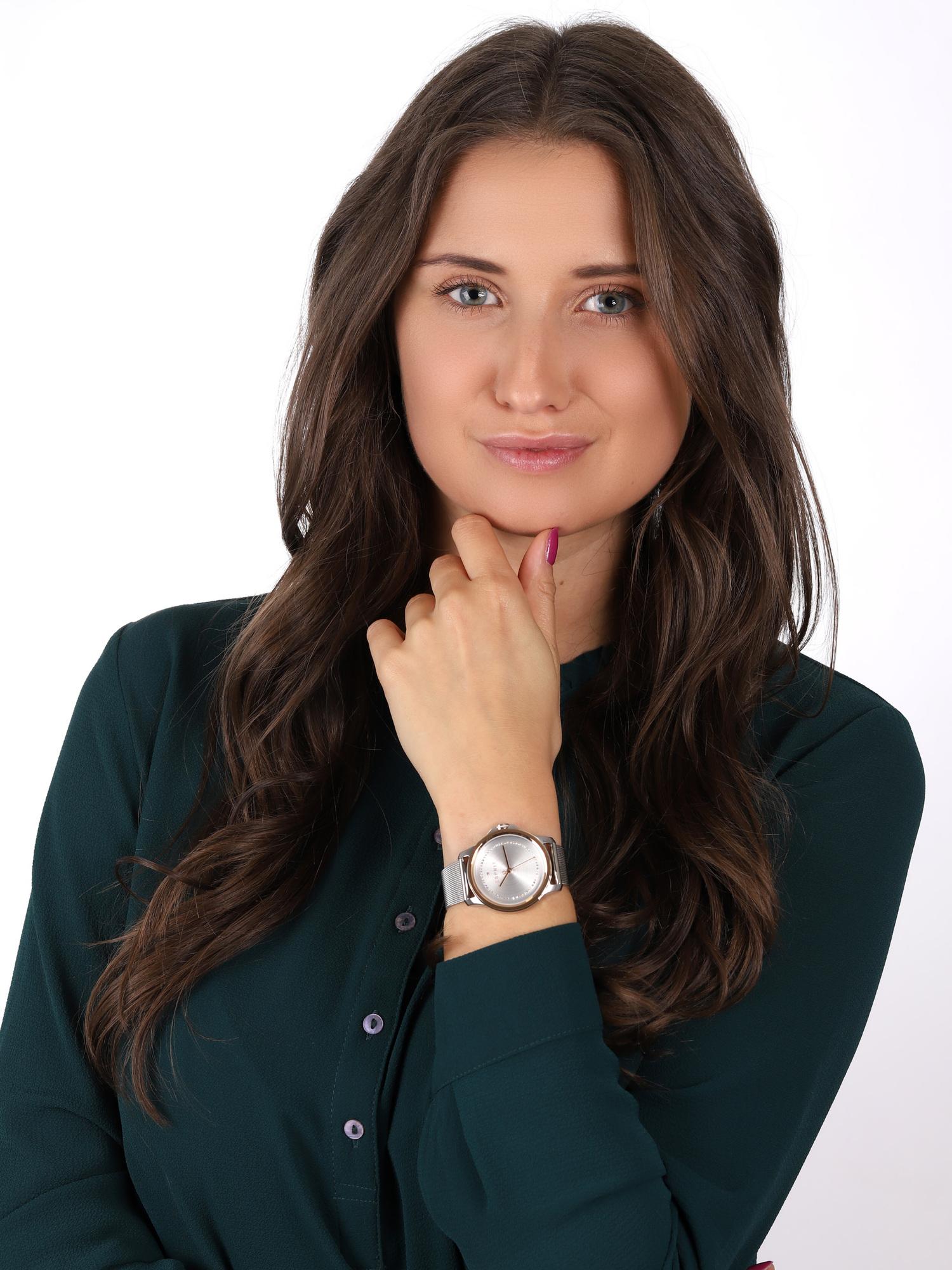 zegarek Esprit ES1L147M0115 kwarcowy damski Damskie