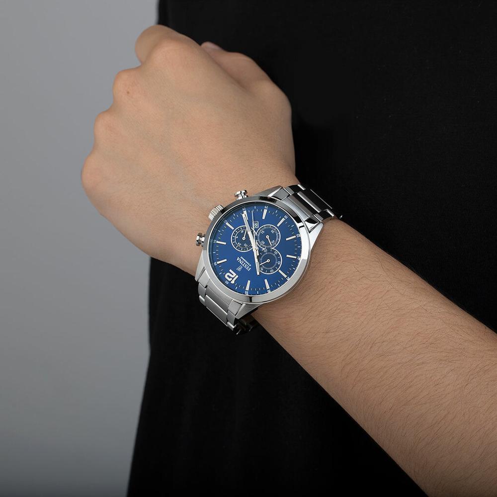 zegarek F20343-7 męski z chronograf Chronograf
