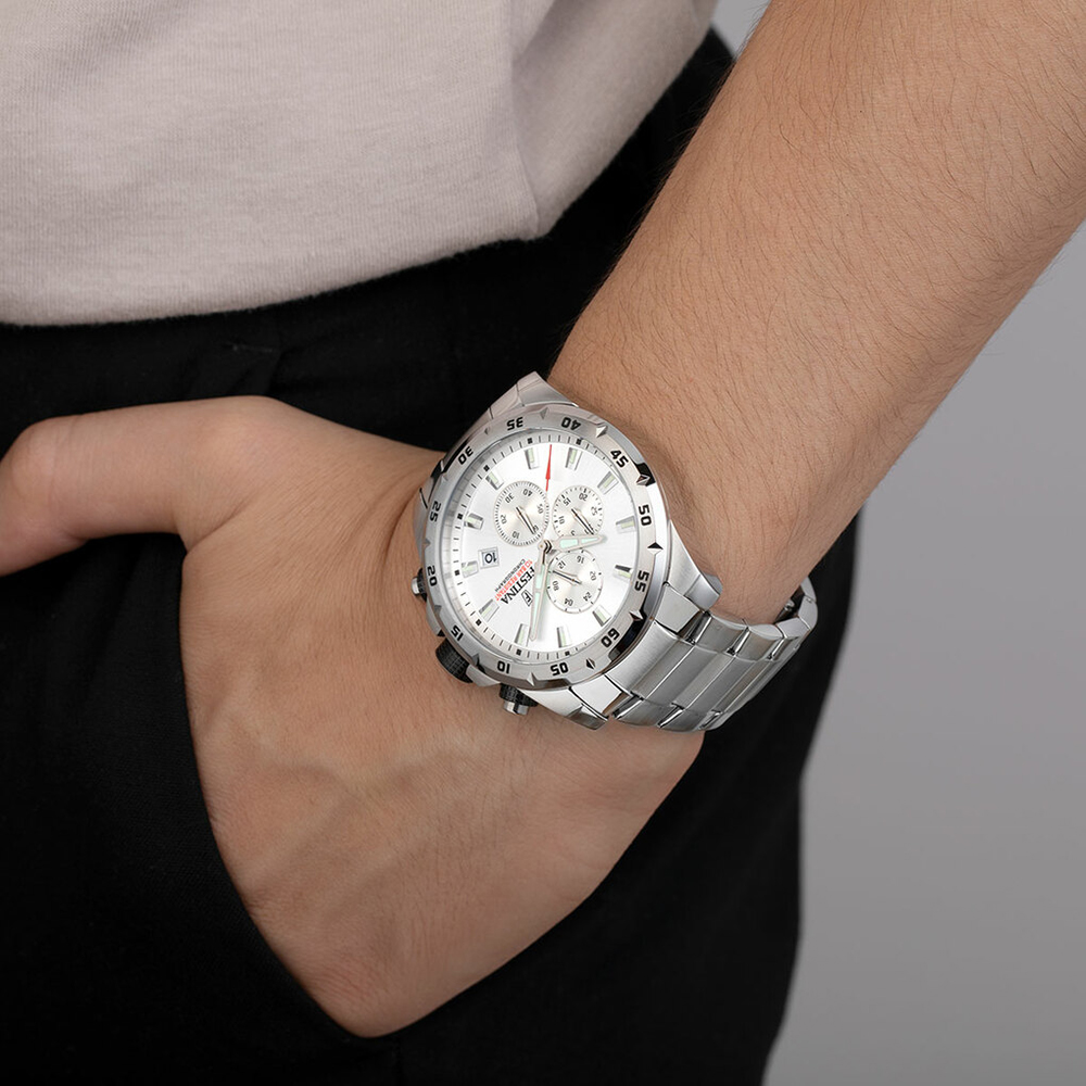 zegarek F20463-1 męski z chronograf Chronograf