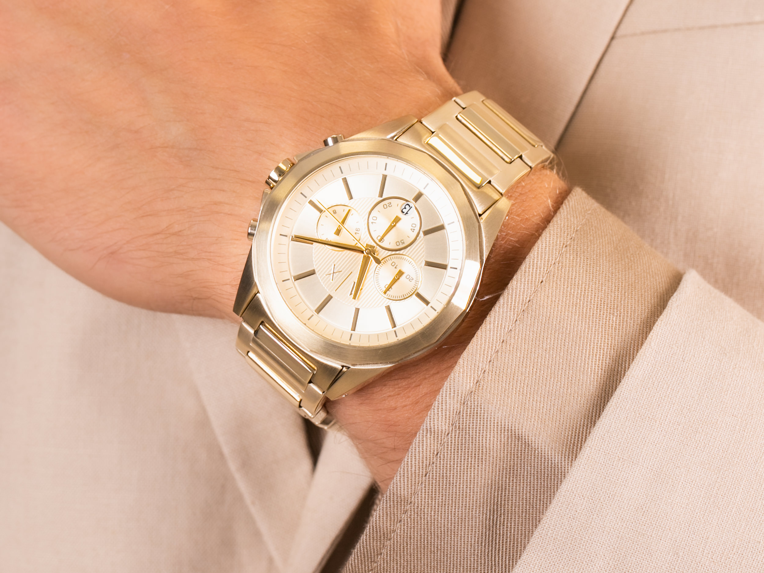Armani Exchange AX2602 zegarek fashion/modowy Fashion