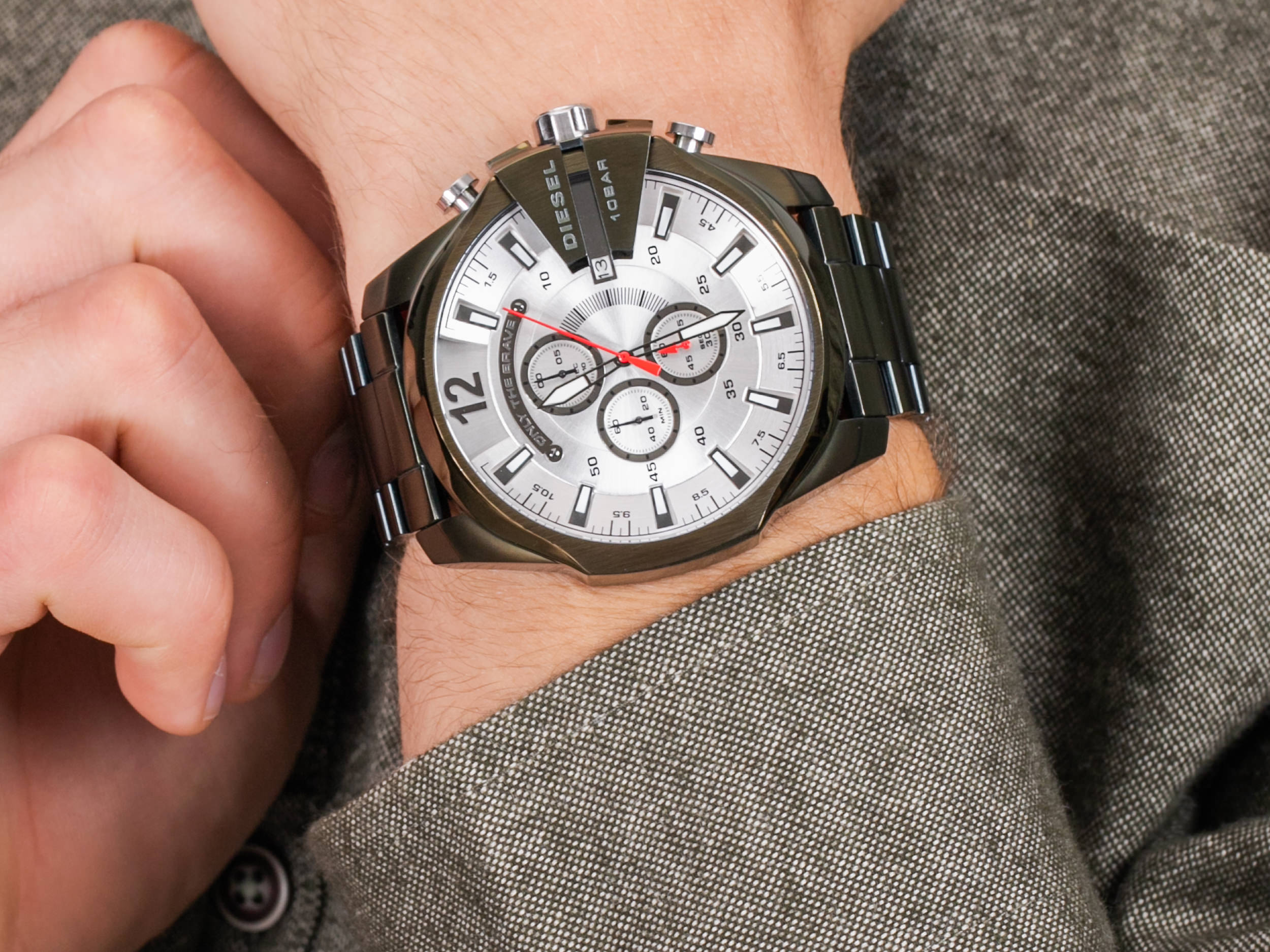 Diesel DZ4478 zegarek fashion/modowy Chief