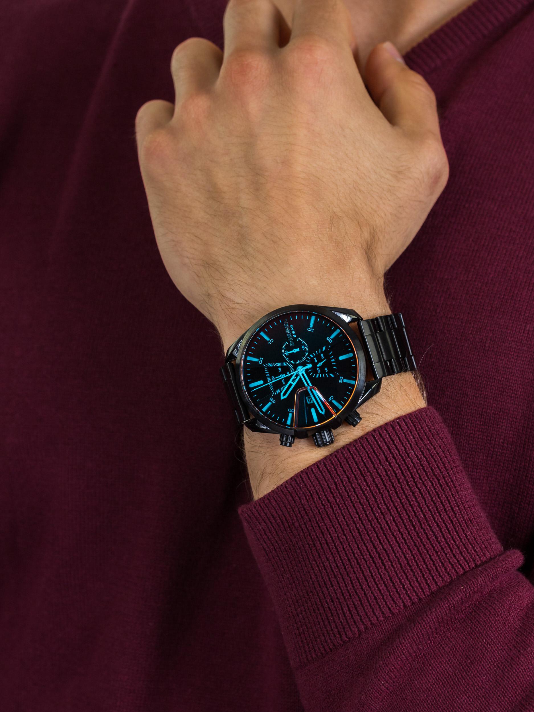 Diesel DZ4489 MS9 zegarek fashion/modowy MS9 Chrono
