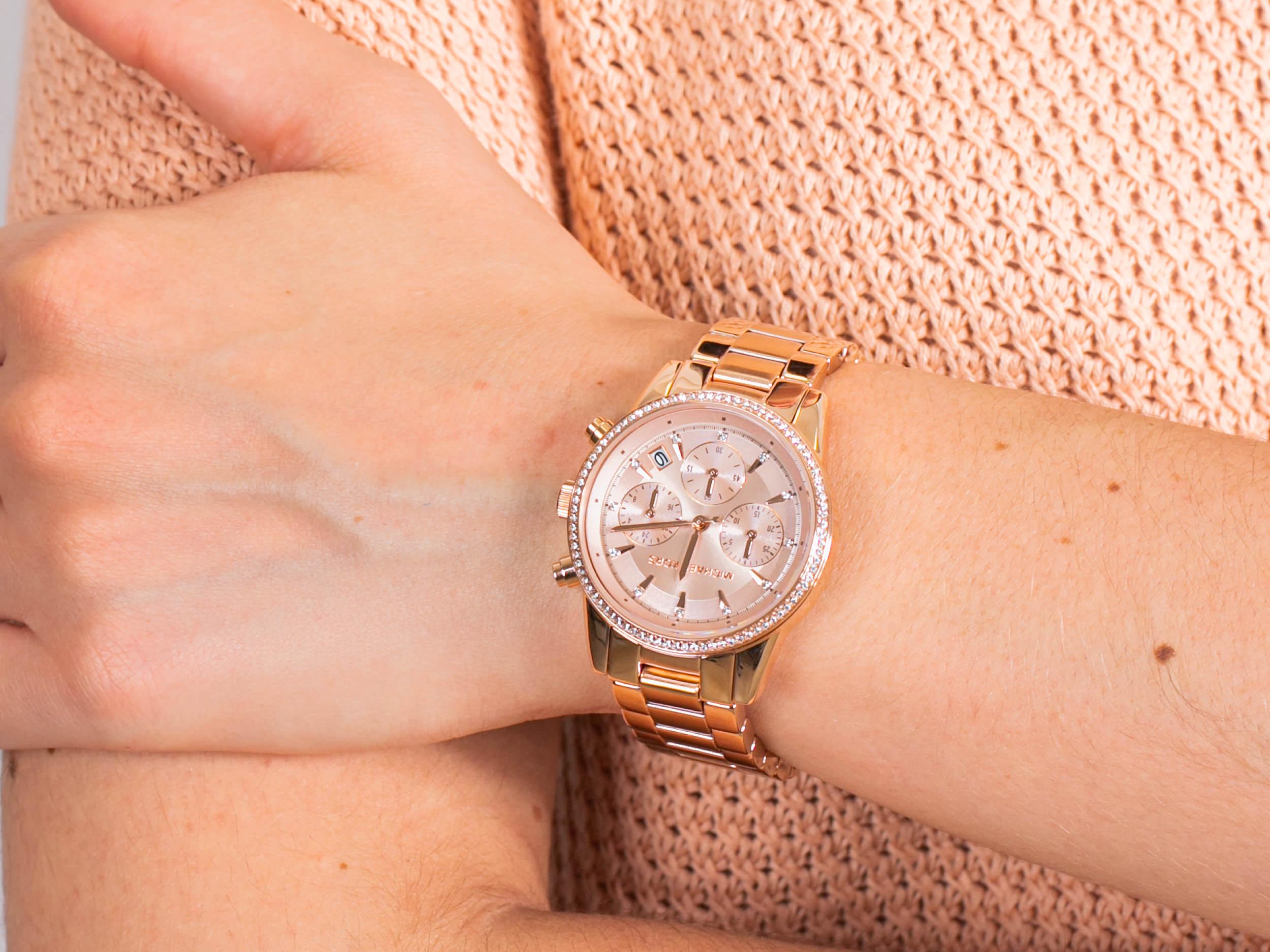 Michael Kors MK6357 RITZ zegarek fashion/modowy Ritz