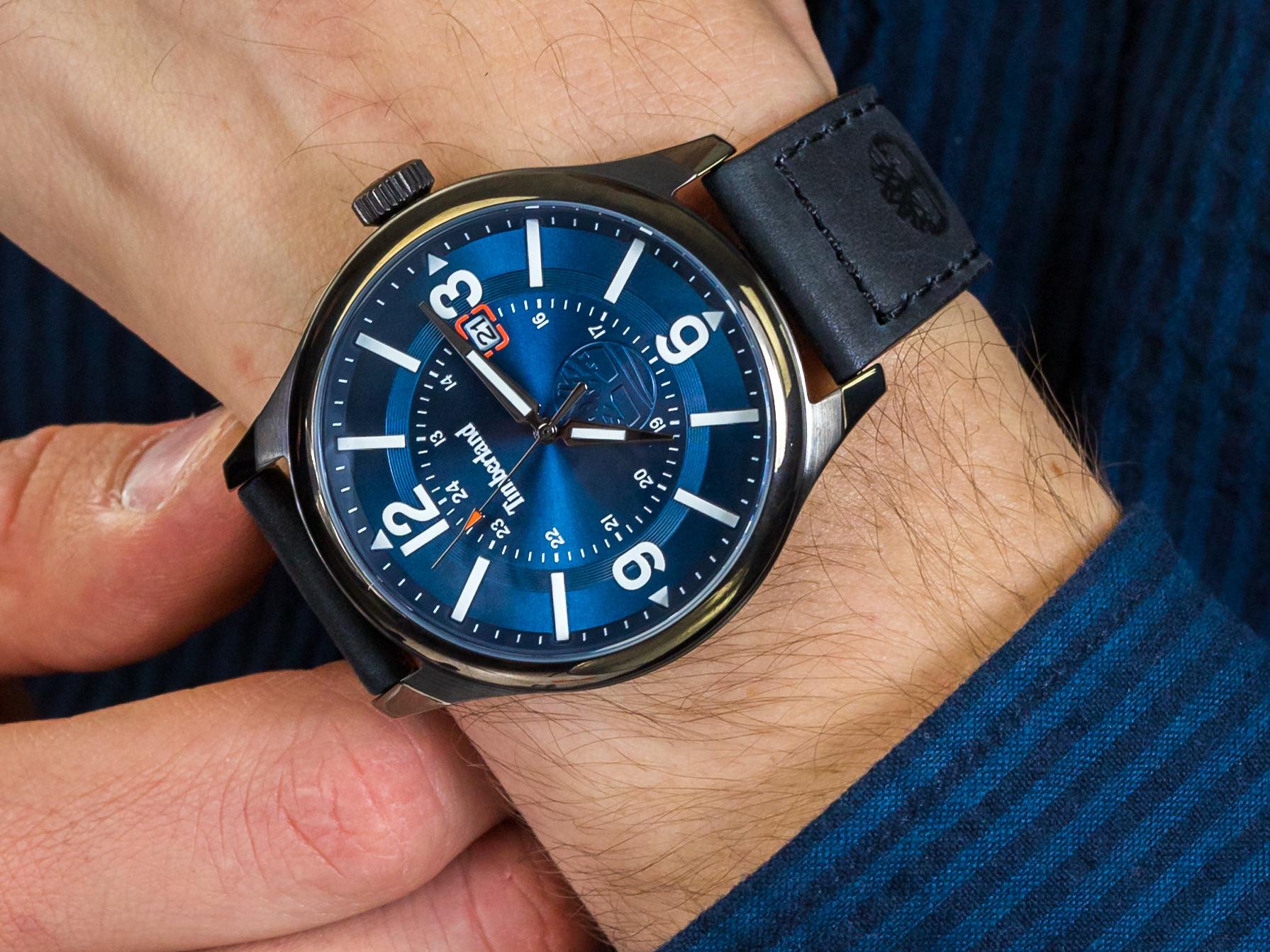 Timberland TBL.14645JSU-03 BLAKE zegarek fashion/modowy Blake