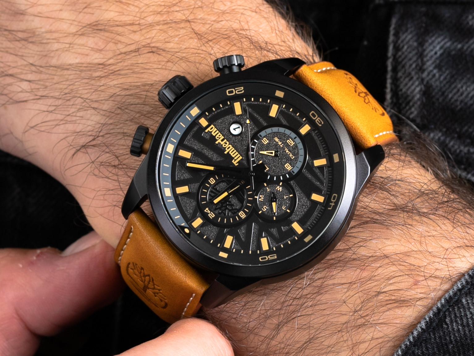 Timberland TBL.14816JLB-02 HENNIKER II zegarek fashion/modowy Henniker