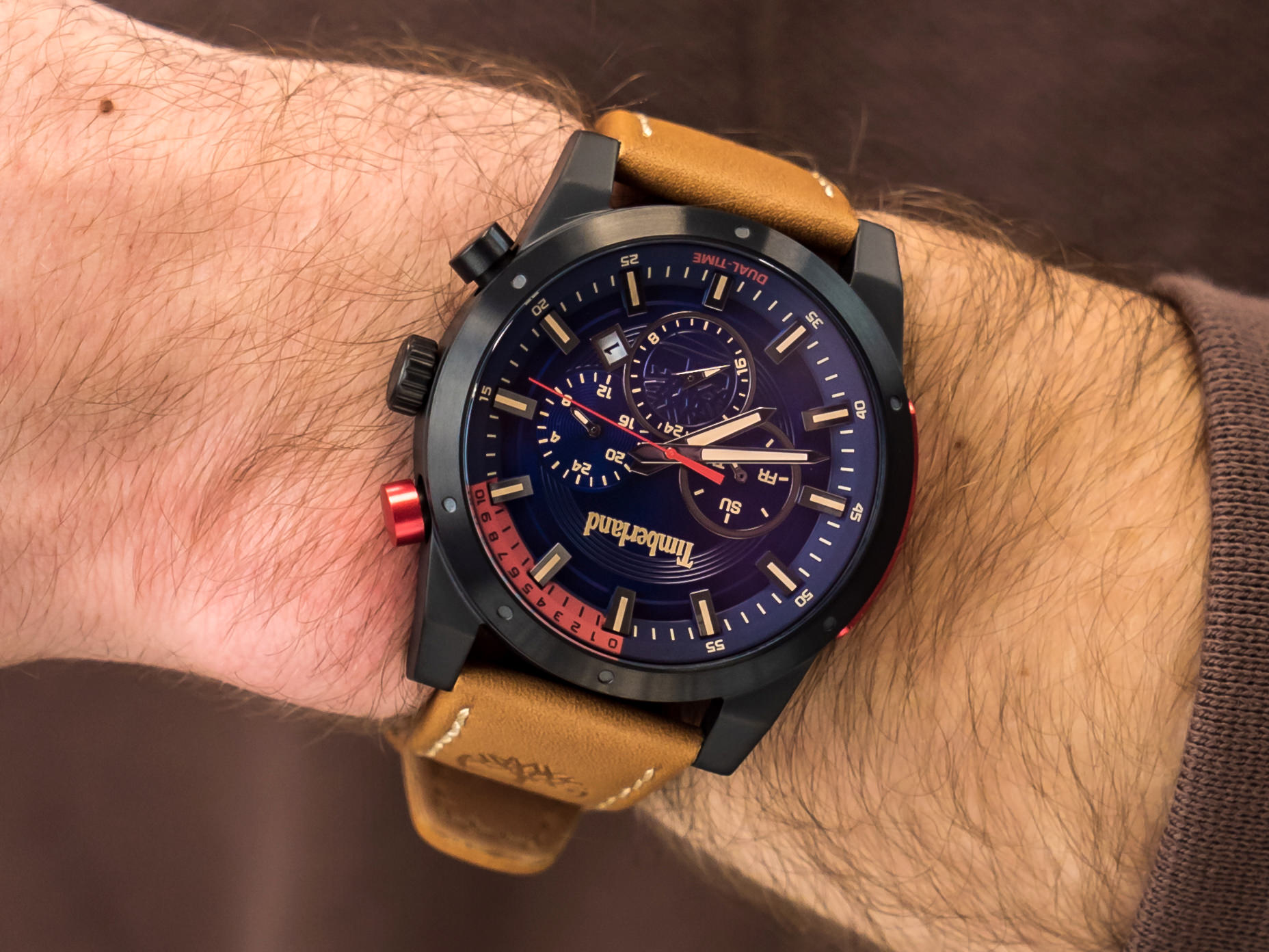 Timberland TBL.15951JSB-03 SHERBROOK zegarek fashion/modowy Sherbrook
