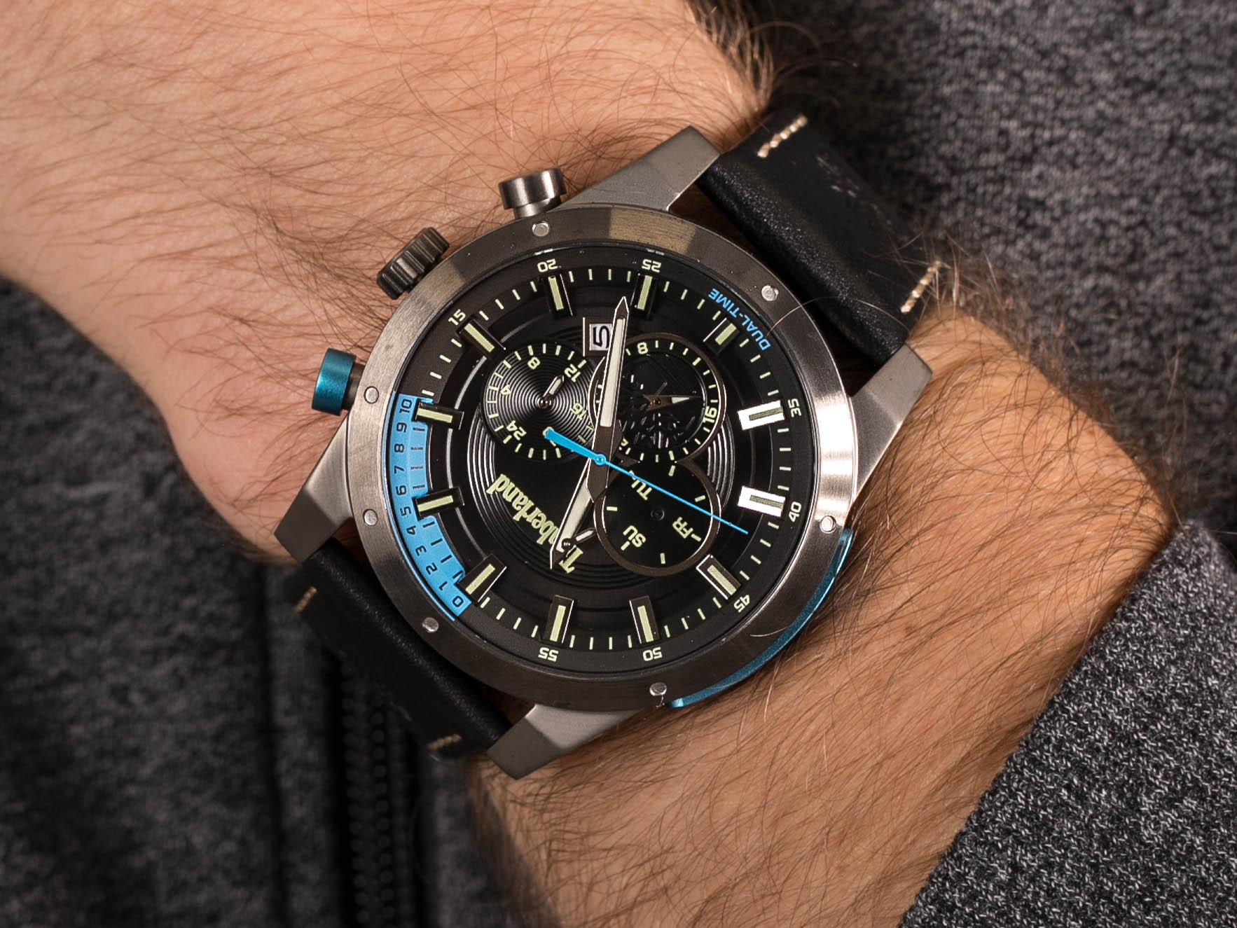 Timberland TBL.15951JSU-02 SHERBROOK zegarek fashion/modowy Sherbrook