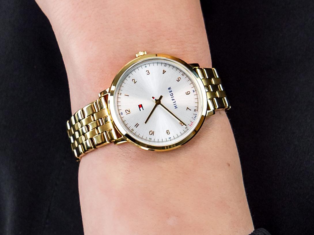 Tommy Hilfiger 1781761 zegarek fashion/modowy Damskie