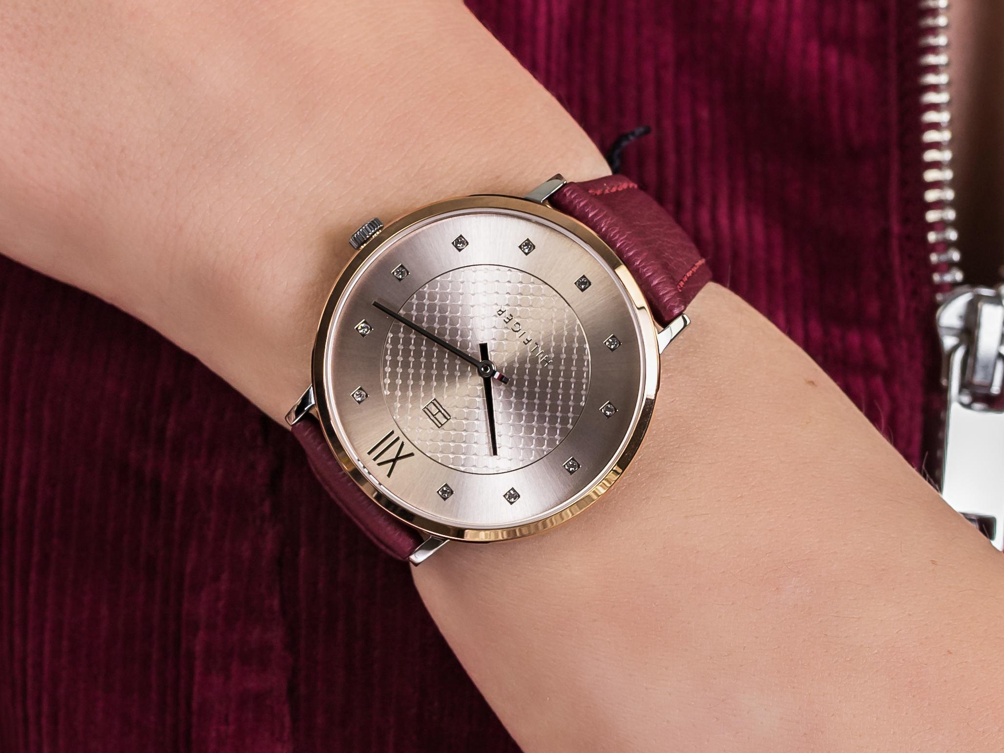 Tommy Hilfiger 1781810 zegarek fashion/modowy Damskie